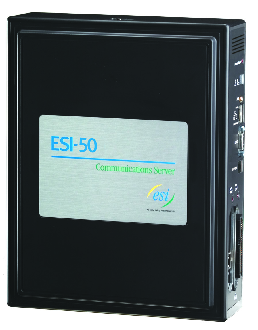 ESI-50 Communications Server