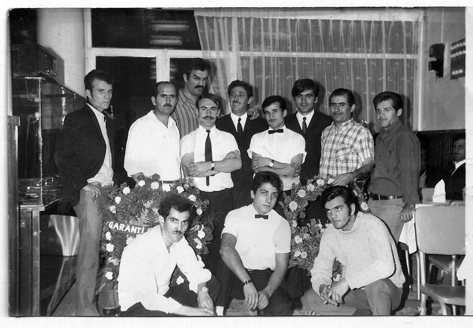 Sevim Lokantası 1969