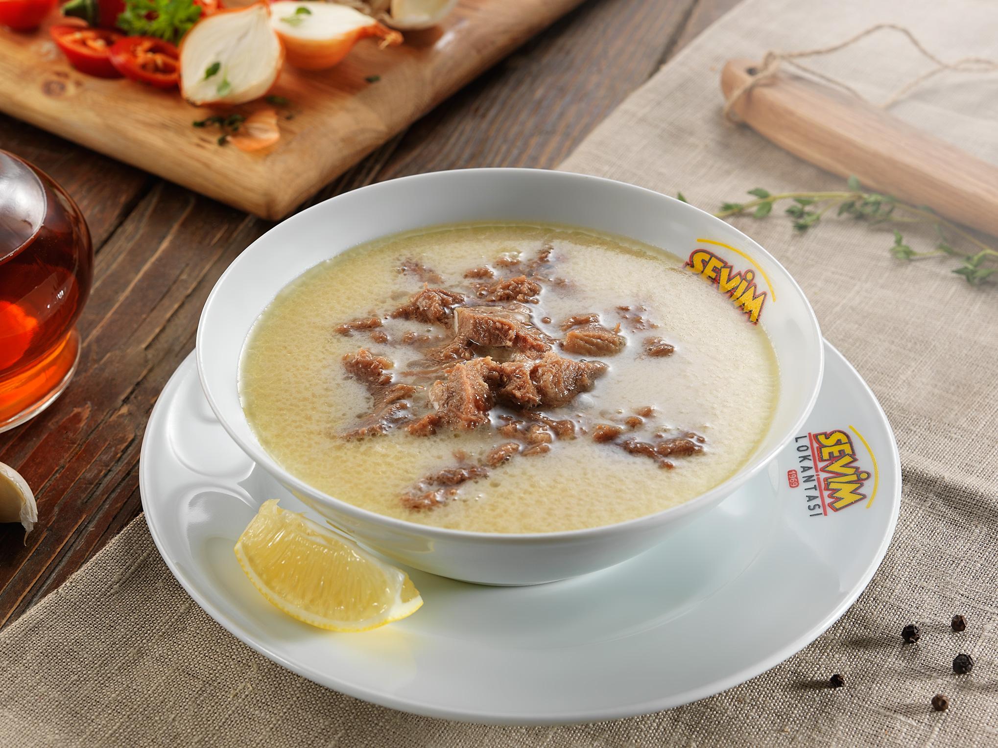 Kellepaça Çorbası