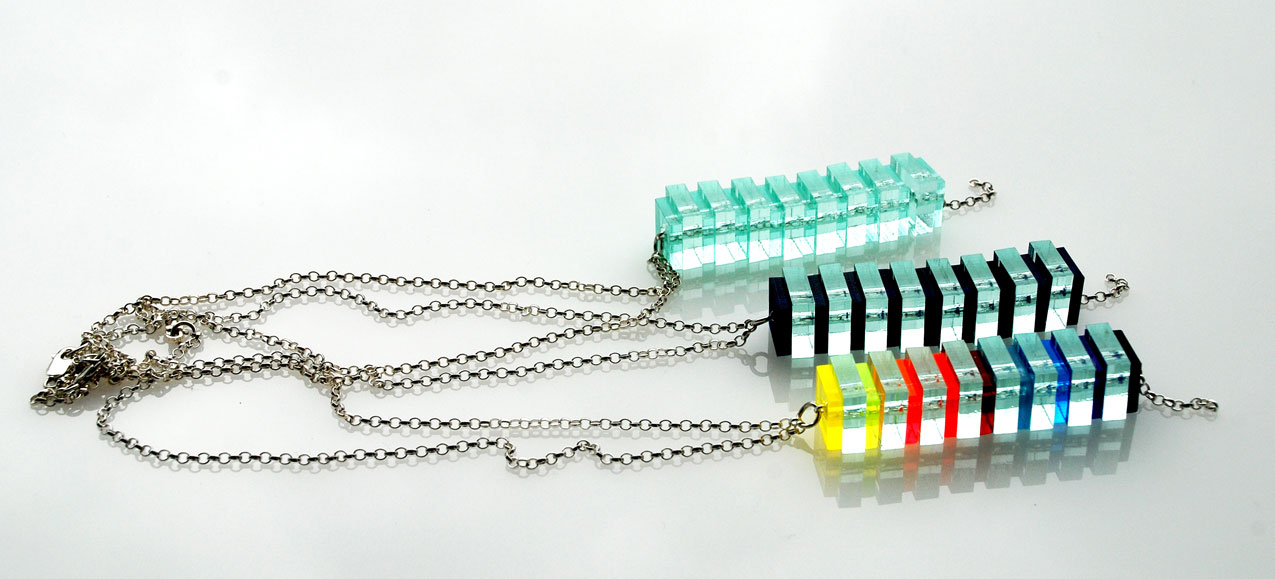 Long Pendants from the  Spectrum Diffusion Range . 2015