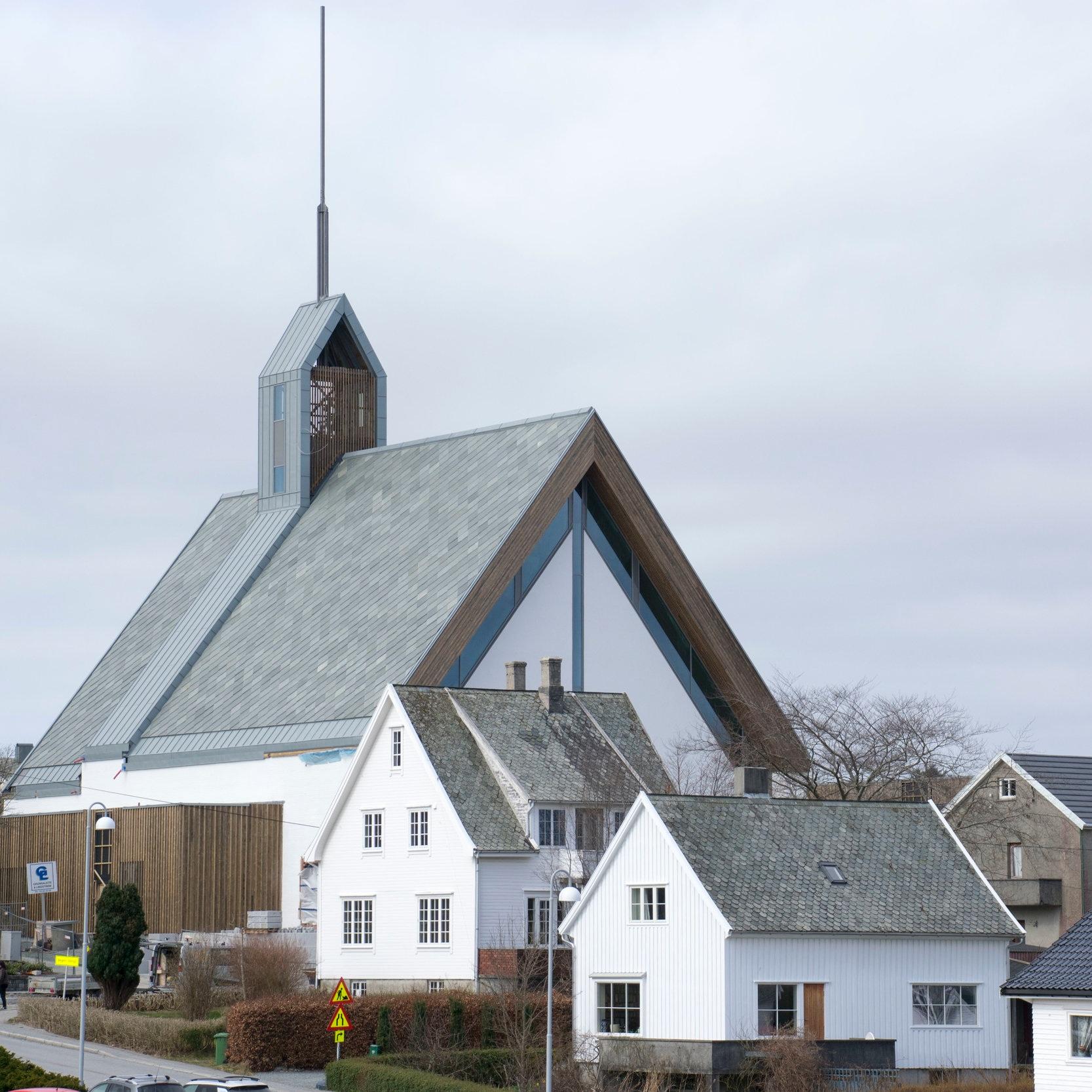 Kopervik kirke -