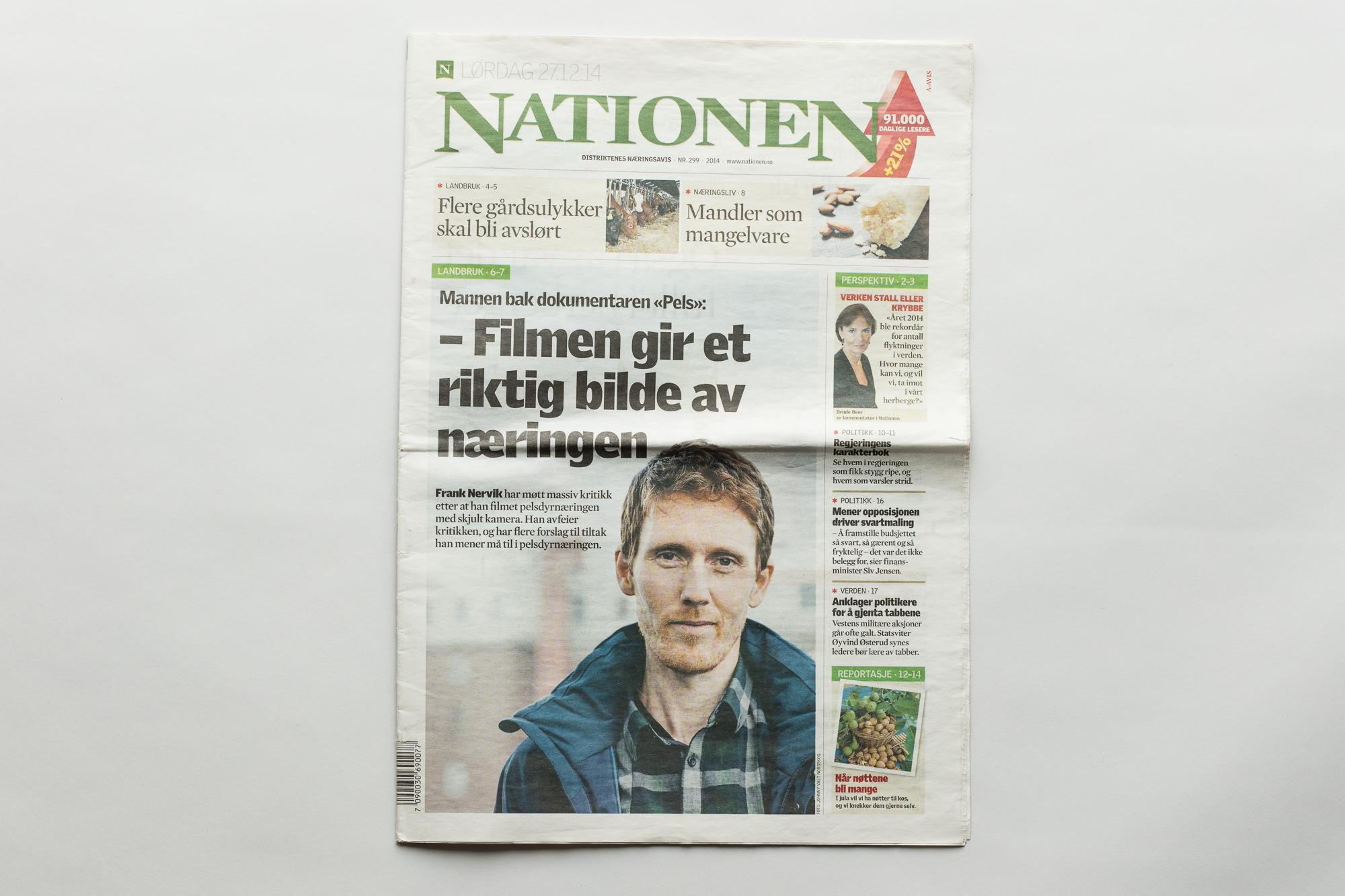 Nationen, 27.December 2014