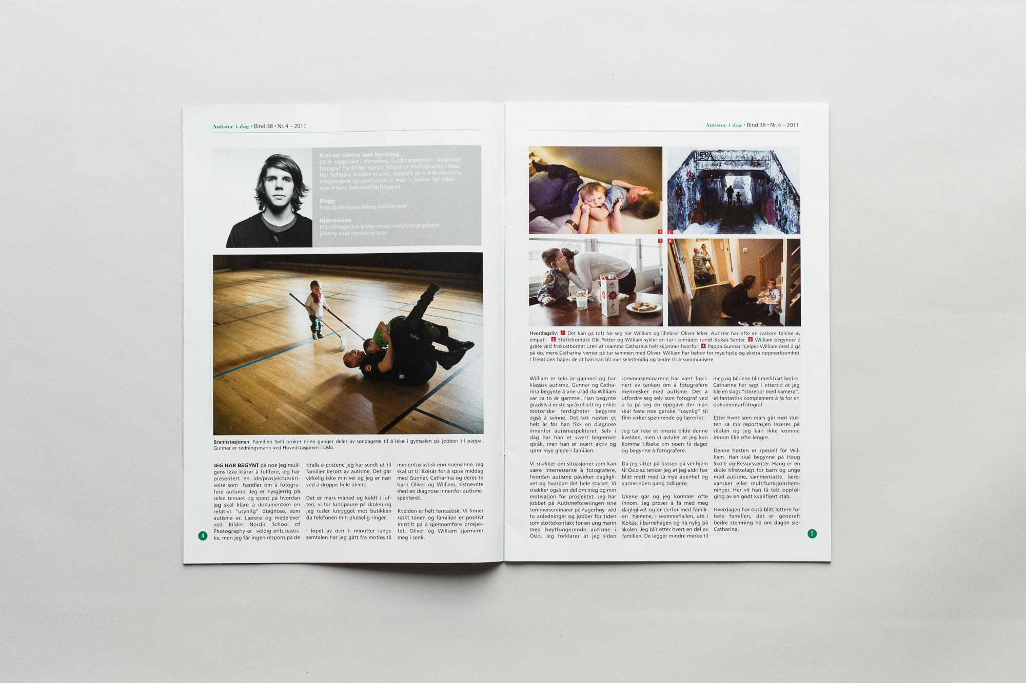 Autisme i Dag, nr.4 2011