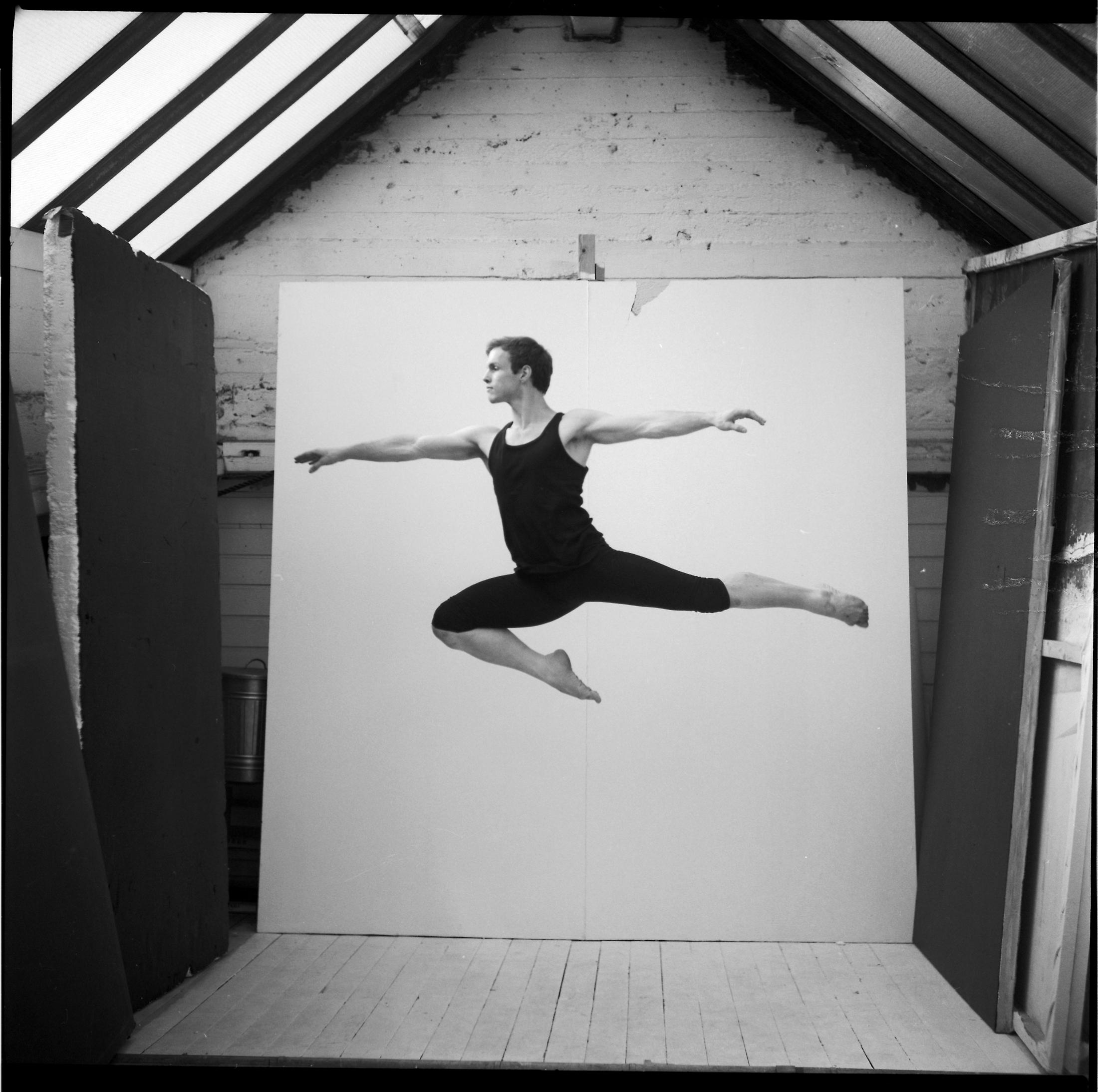 Dancer Eivind Linn
