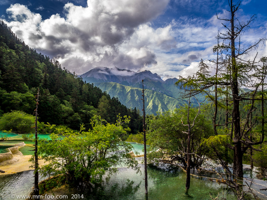 Huanglong Scenic Area