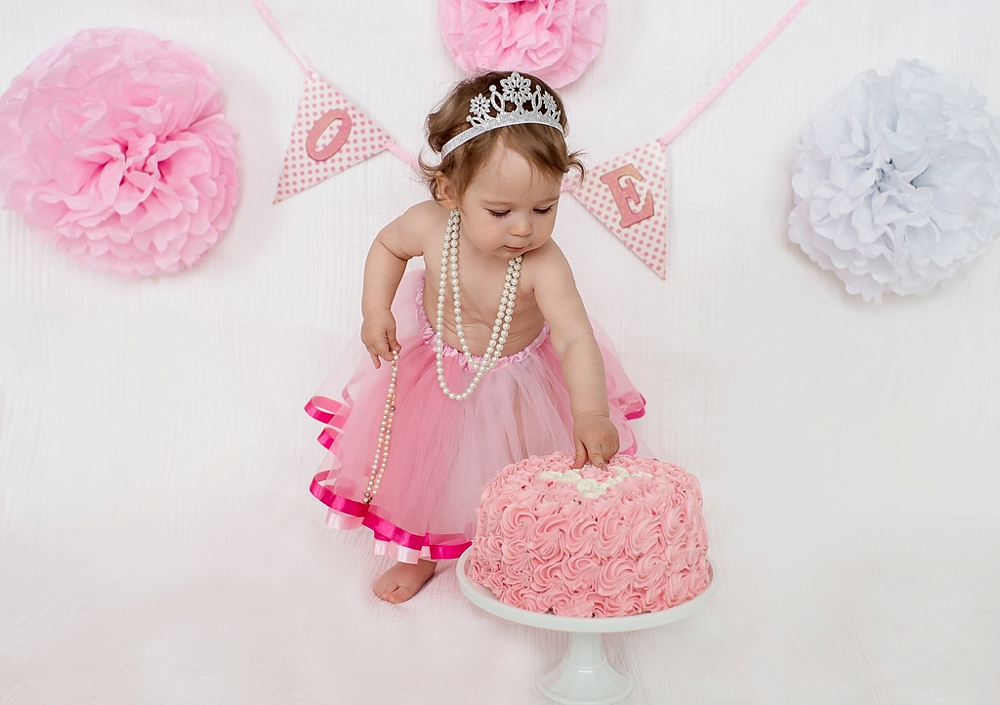 1 Year Portraits & Cake Smash - Malta Photographer