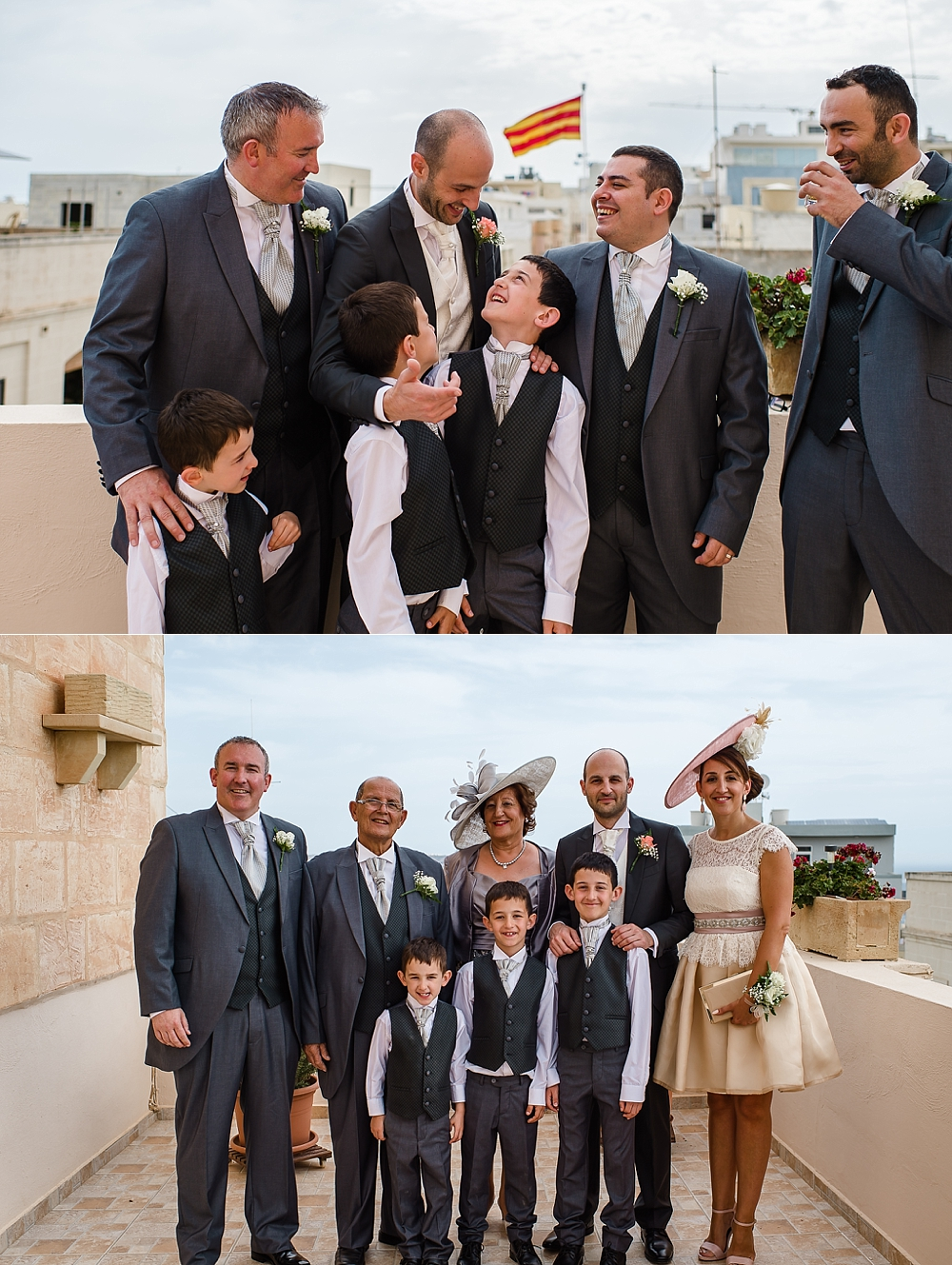 Lyn & James - Palazzo Promontorio - Wedding Photography Malta - Shane P. Watts
