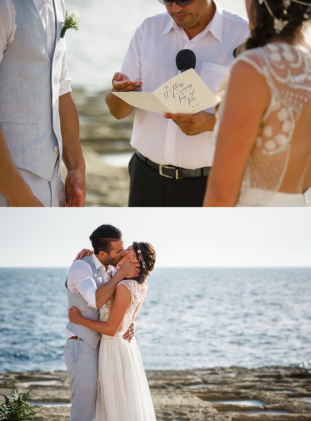 Jane & Jake - Xlendi Gozo - Shane P. Watts Photography -