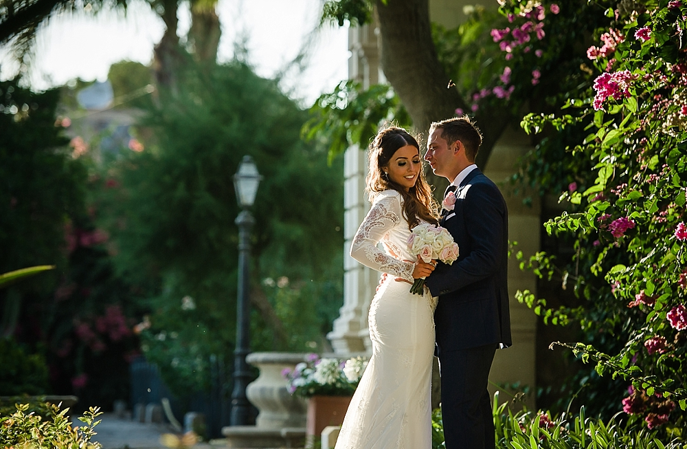 Corinne & David - Palazzo Parisio - Wedding Photography Malta - Shane P. Watts