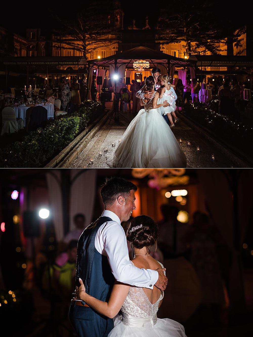 Sarah & Mickey - Palazzo Parisio - Wedding Photography Malta - Shane P. Watts