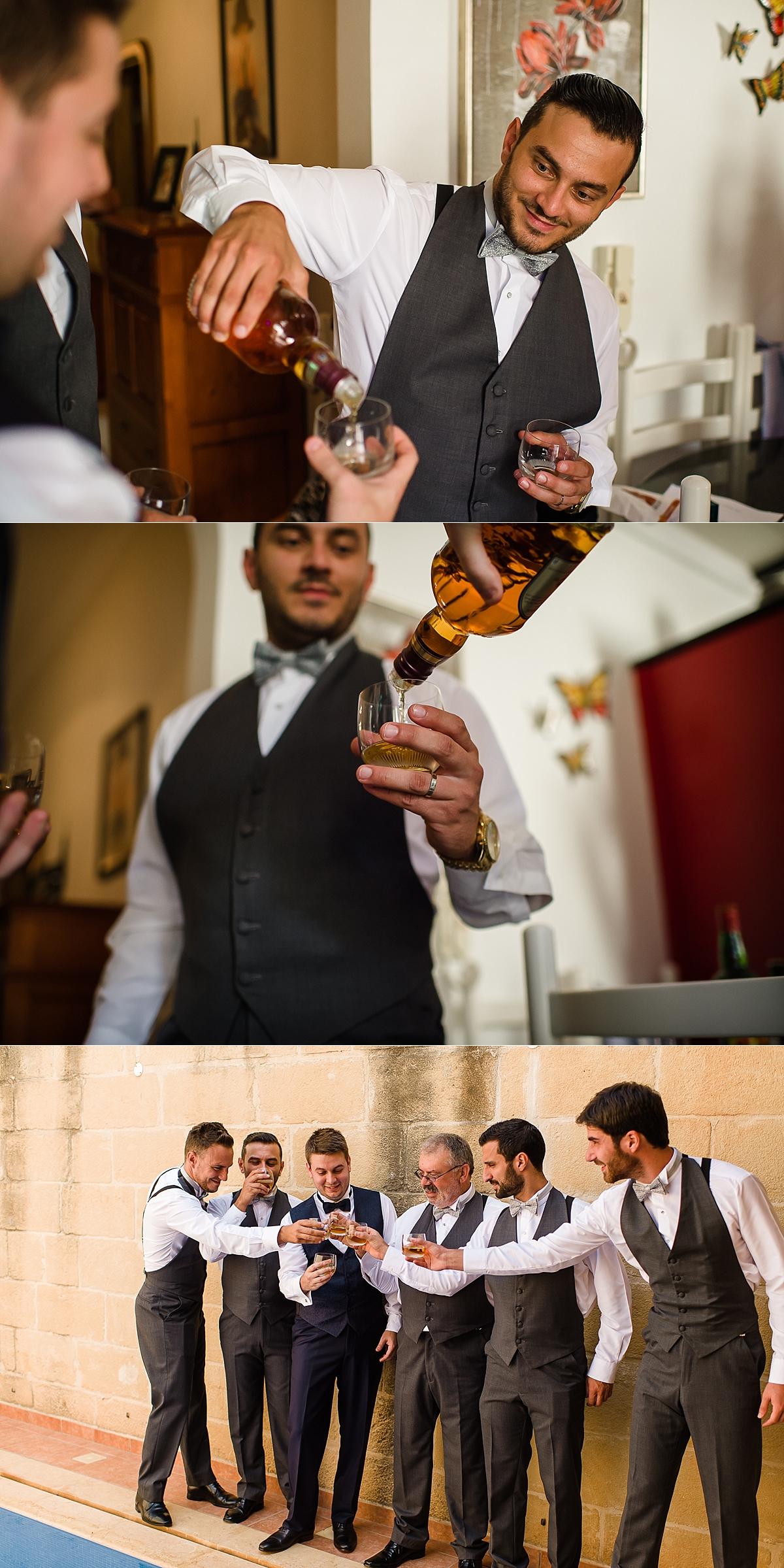 Adreana & Andrew - Ta Frenc - Gozo Wedding - Shane P. Watts Photography