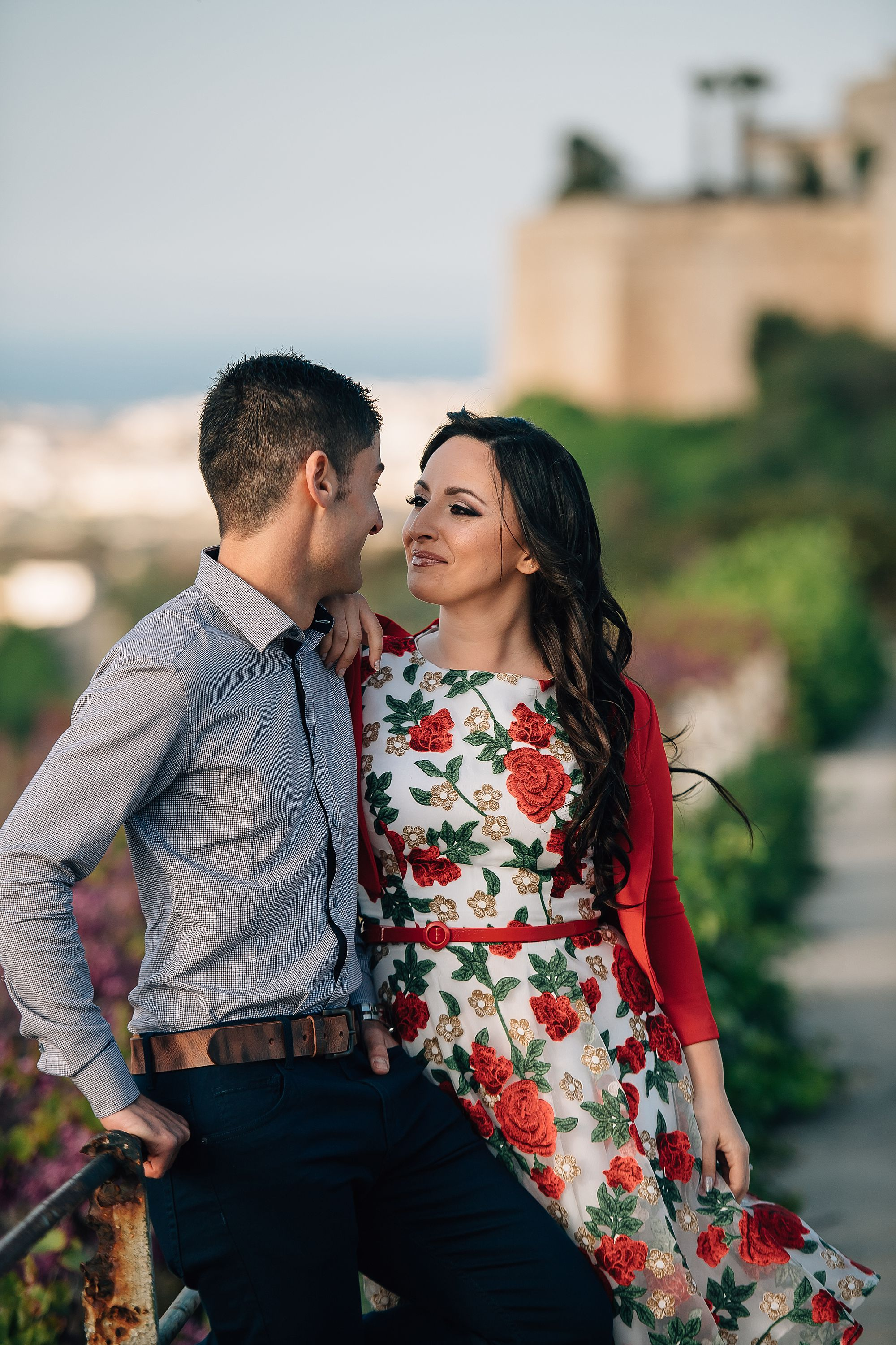 Melinda & Etienne - Pre Wedding Session - Shane P. Watts Photography - Malta
