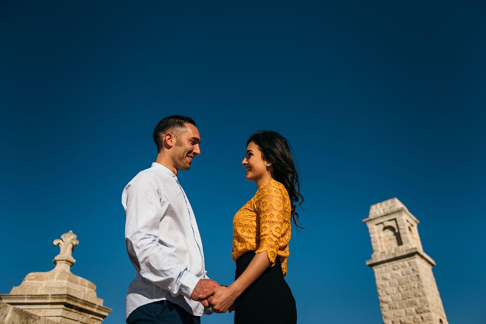 Thea & Philip - Pre Wedding Session - Malta - Shane P. Watts Photography