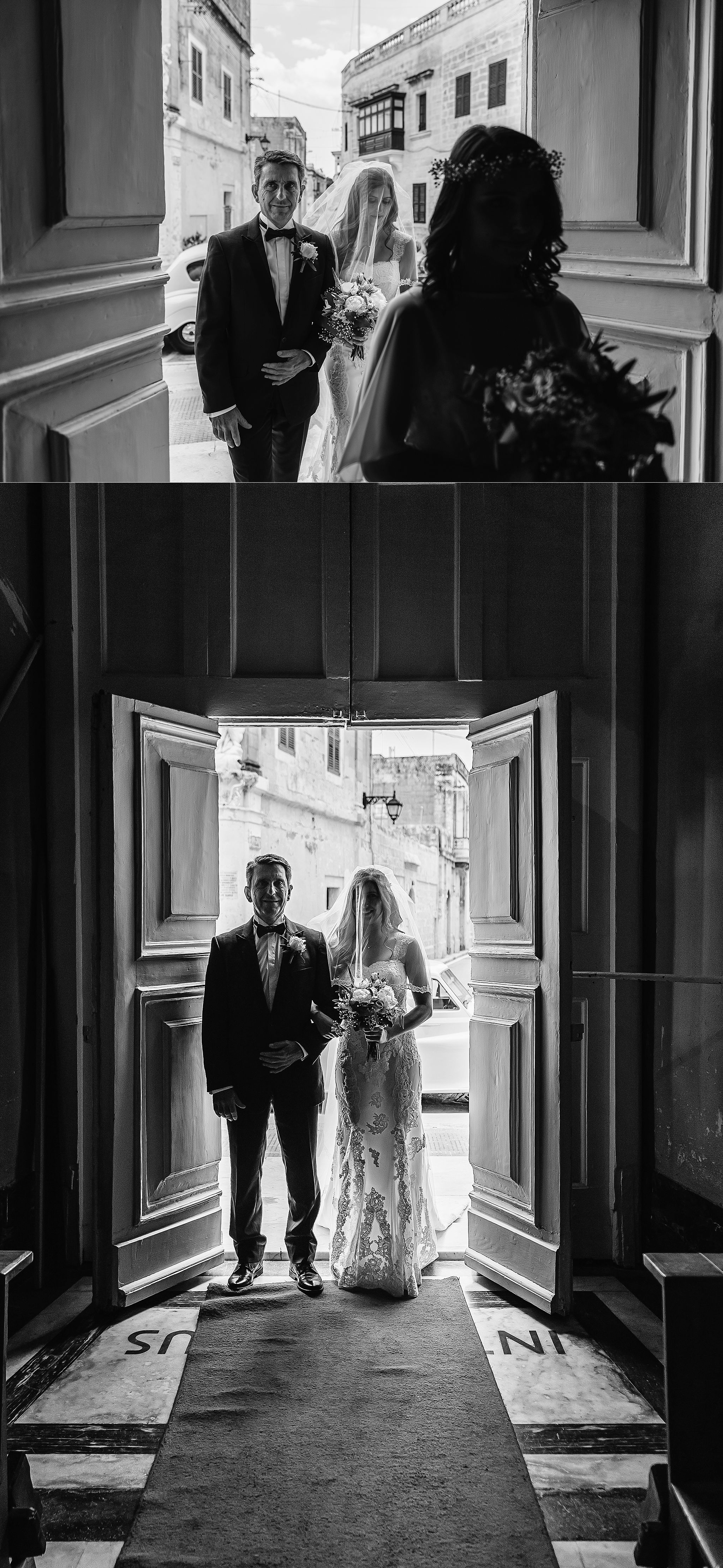 Francesca & Gareth | Villa Bologna | Wedding Photography Malta - Shane P. Watts