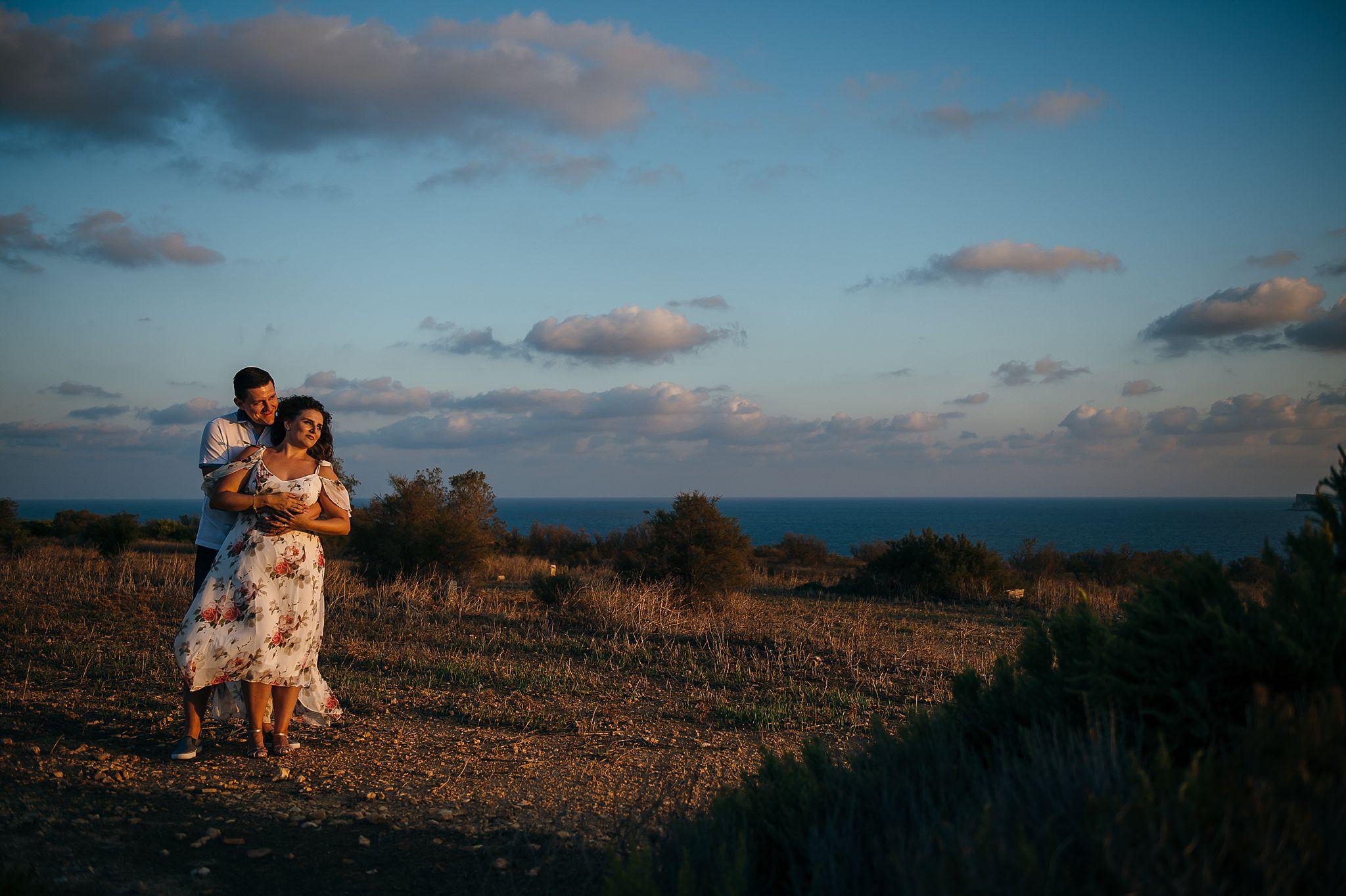 Stephanie & Paul | Anniversary Photoshoot - Malta | Shane P. Watts Photography