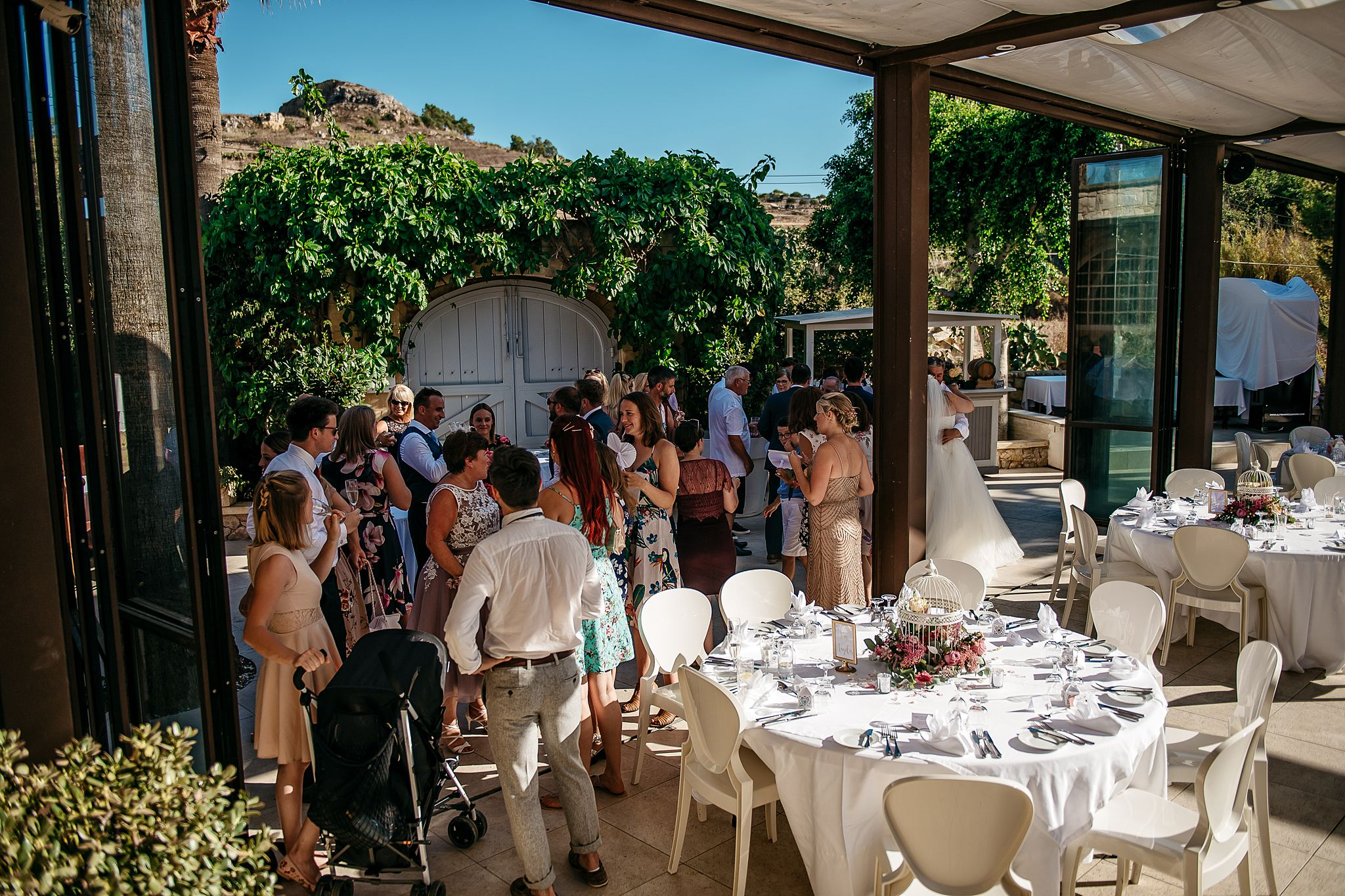 Catherine & Shaine | Ta Frenc | Gozo Wedding Photography | Shane P. Watts Photography
