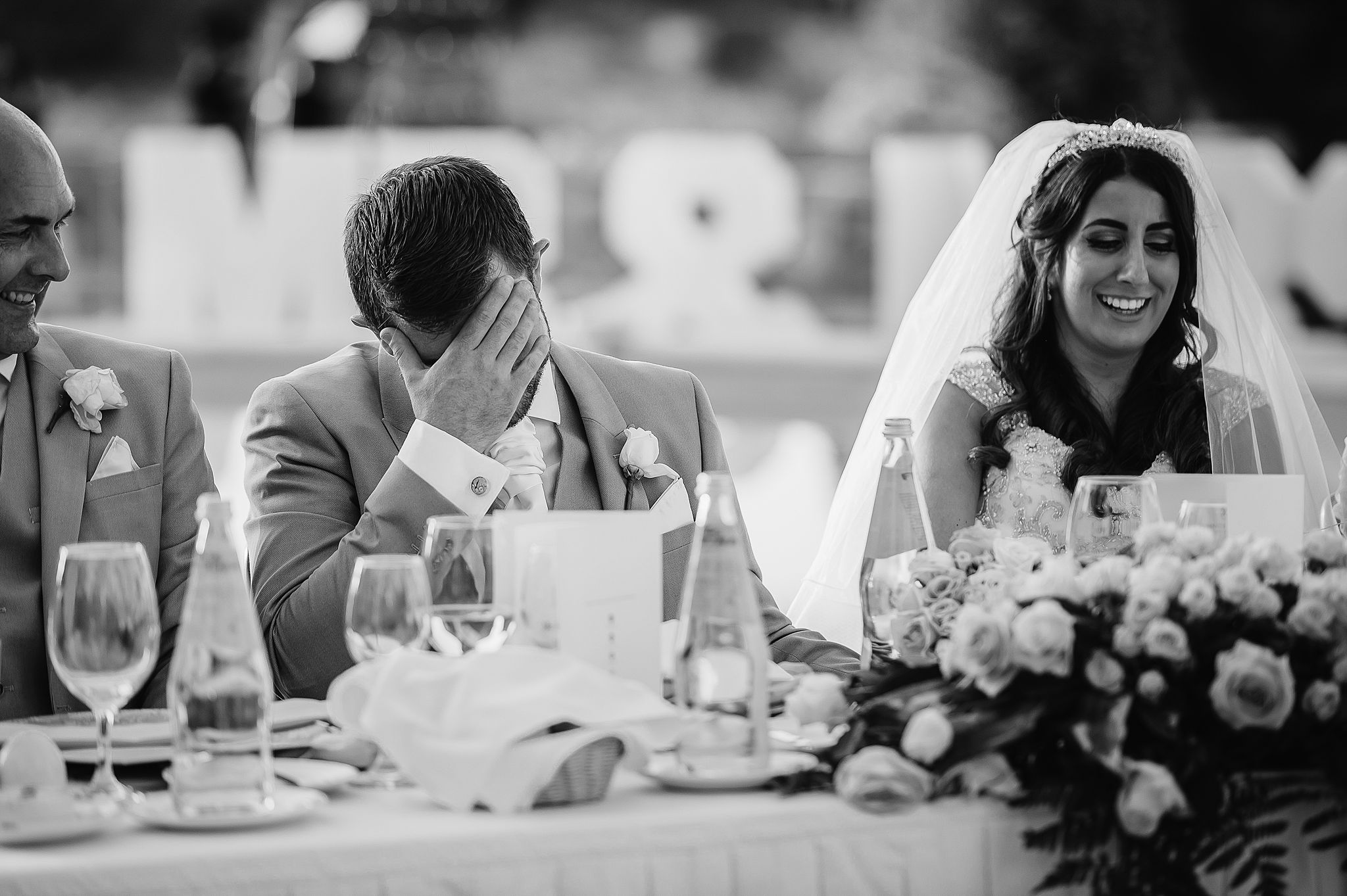 Emma & Lewis | Palazzo Villa Rosa | Destination Wedding | Wedding Photography Malta | Shane P. Watts