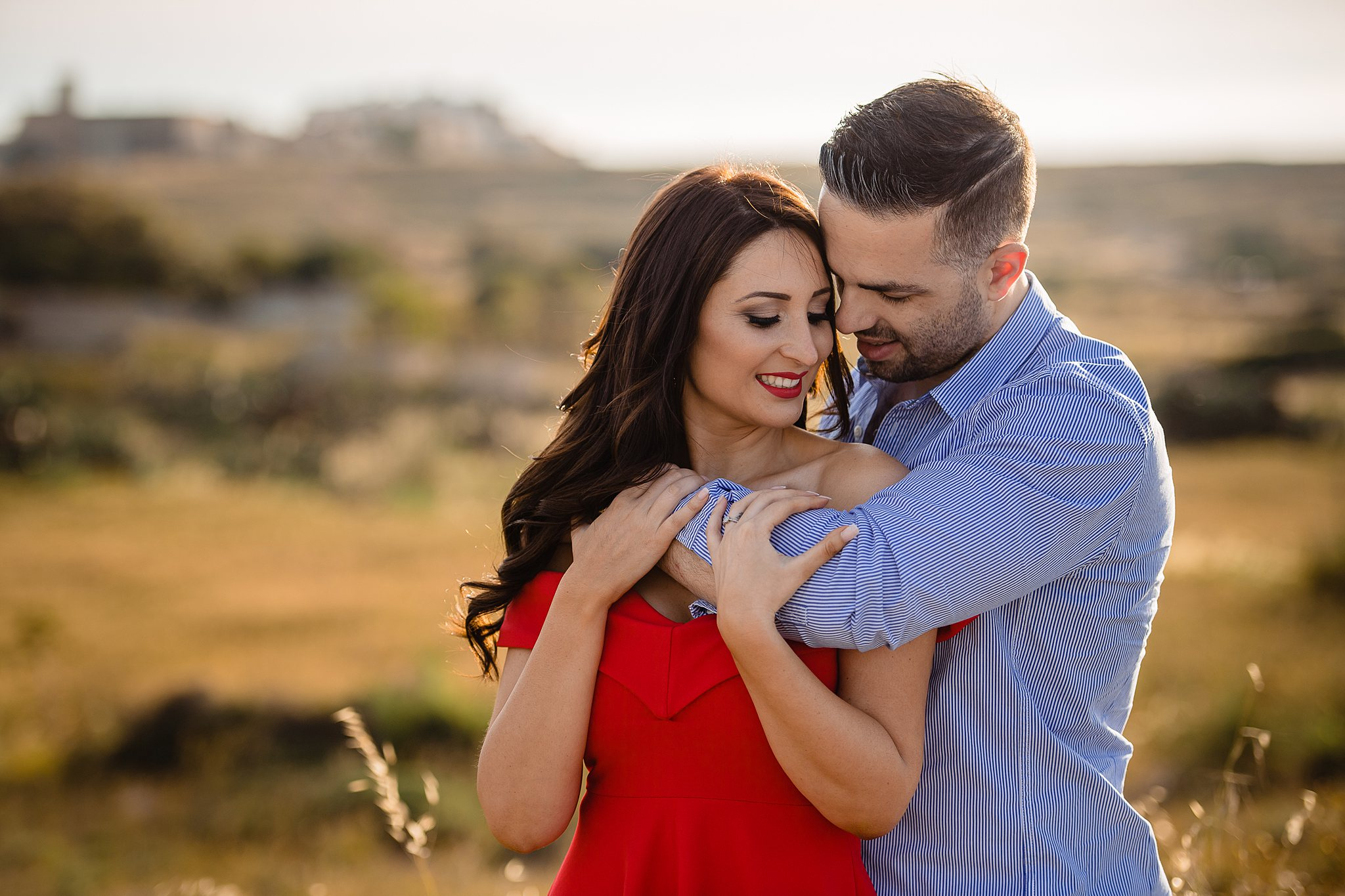 Janice & Iain - Pre Wedding Session - Photography Malta