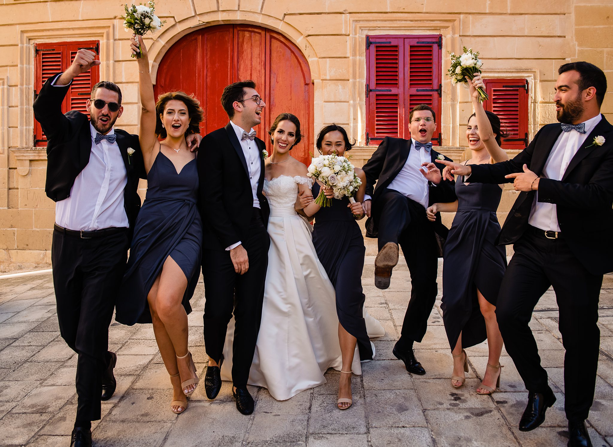 Laura + Philippe | Razzett L'Abjad, San Gwann | Wedding Photography Malta