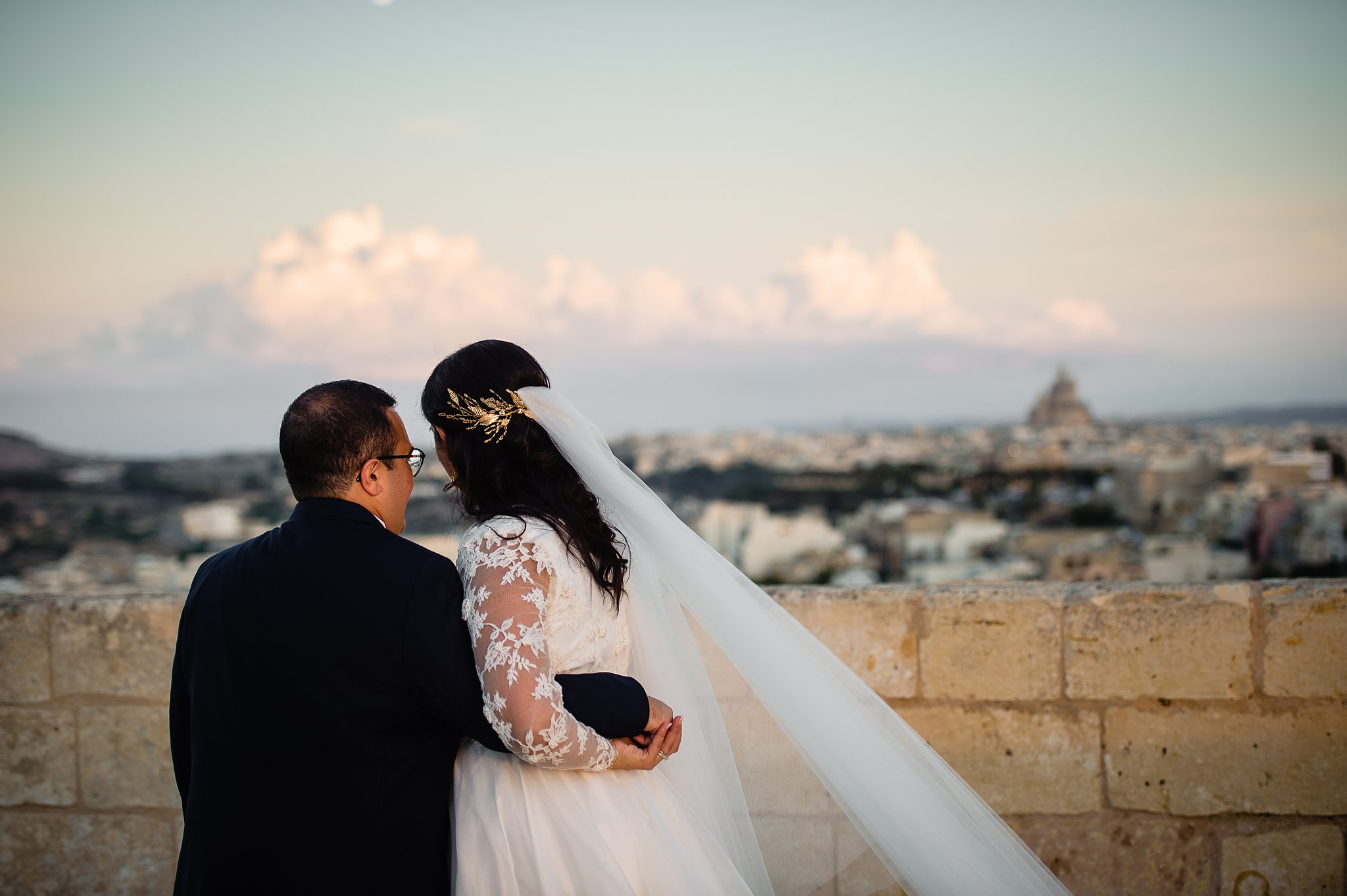 Ruth & Mario | Fort Chambray Gozo Wedding | Shane P Watts Photography