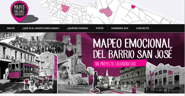 Mapeo Emocional del Barrio San José