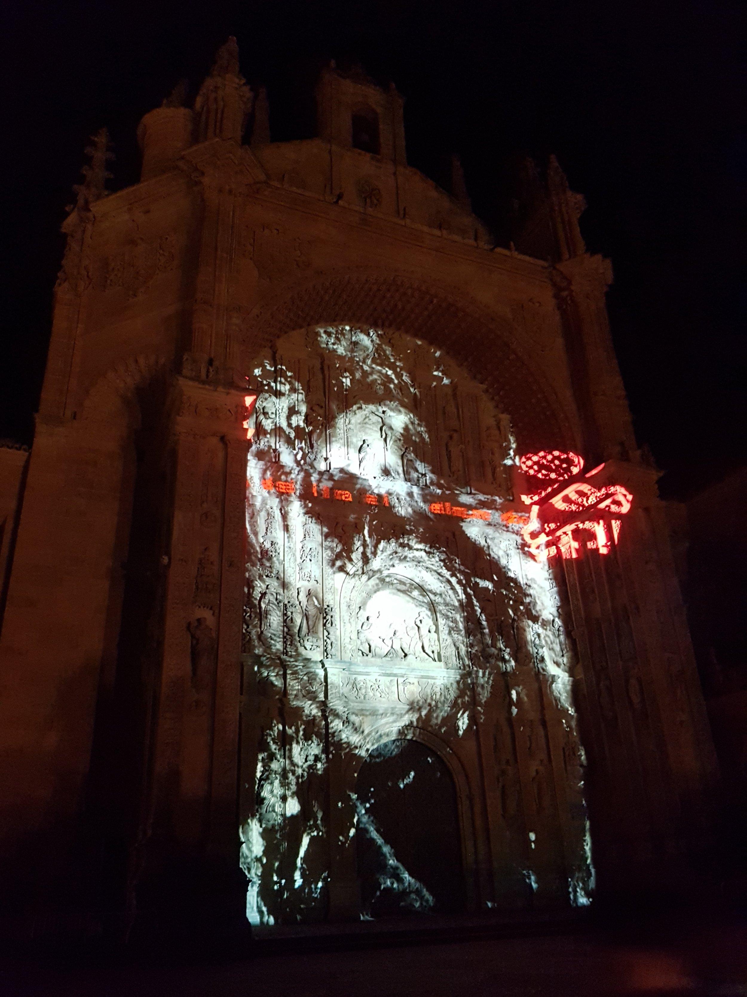 """""""La realidad no es imprescindible"""" de Eugenio Ampudia, en el Convento de San Esteban"""
