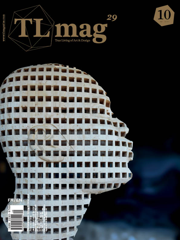 Managing Editor for TL magazine 29 / Spring-Summer 2018: Africas. My interviews include: Pascale Marthine Tayou & Sammy Baloji