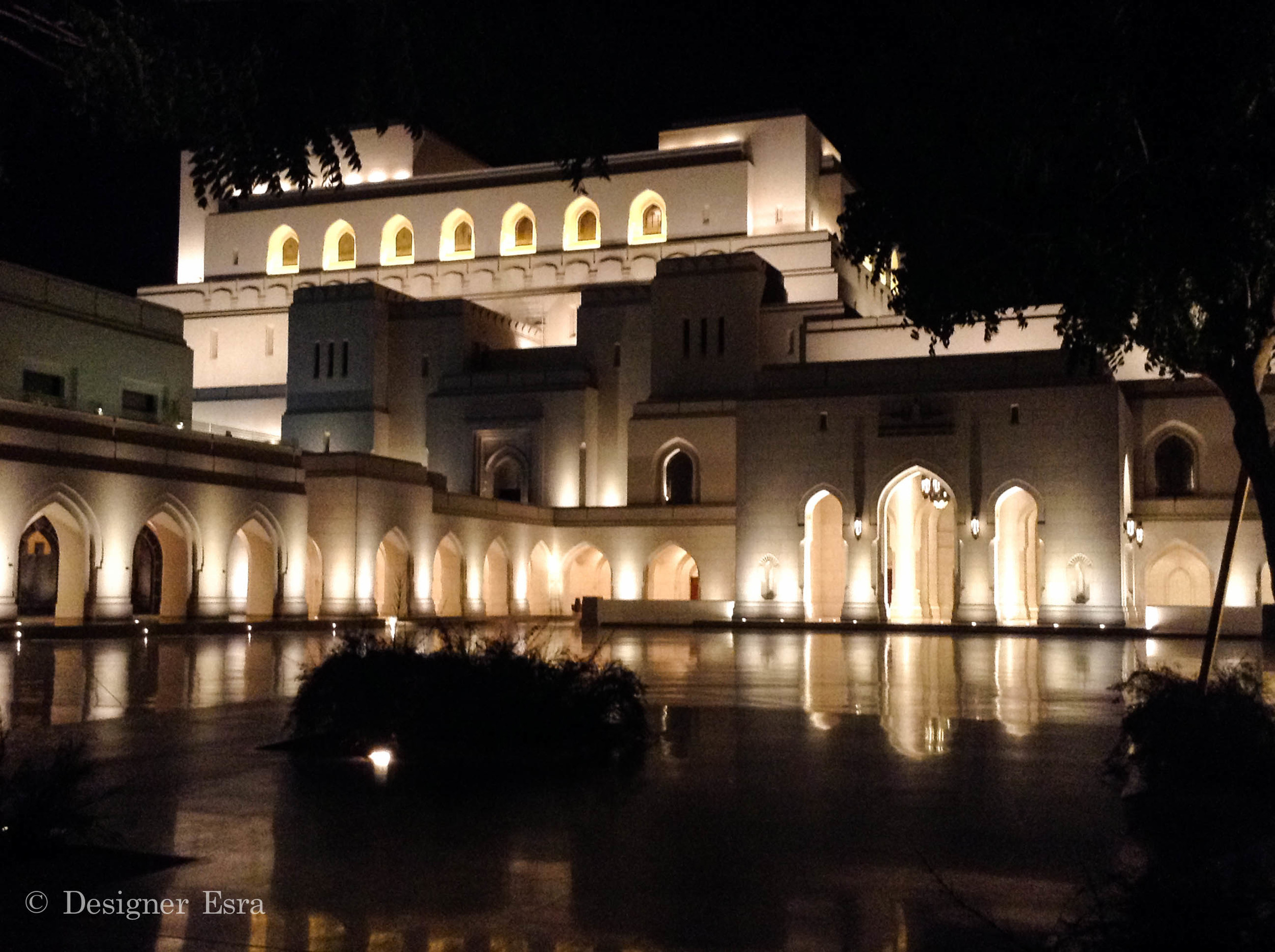 Muscat Royal Opera House