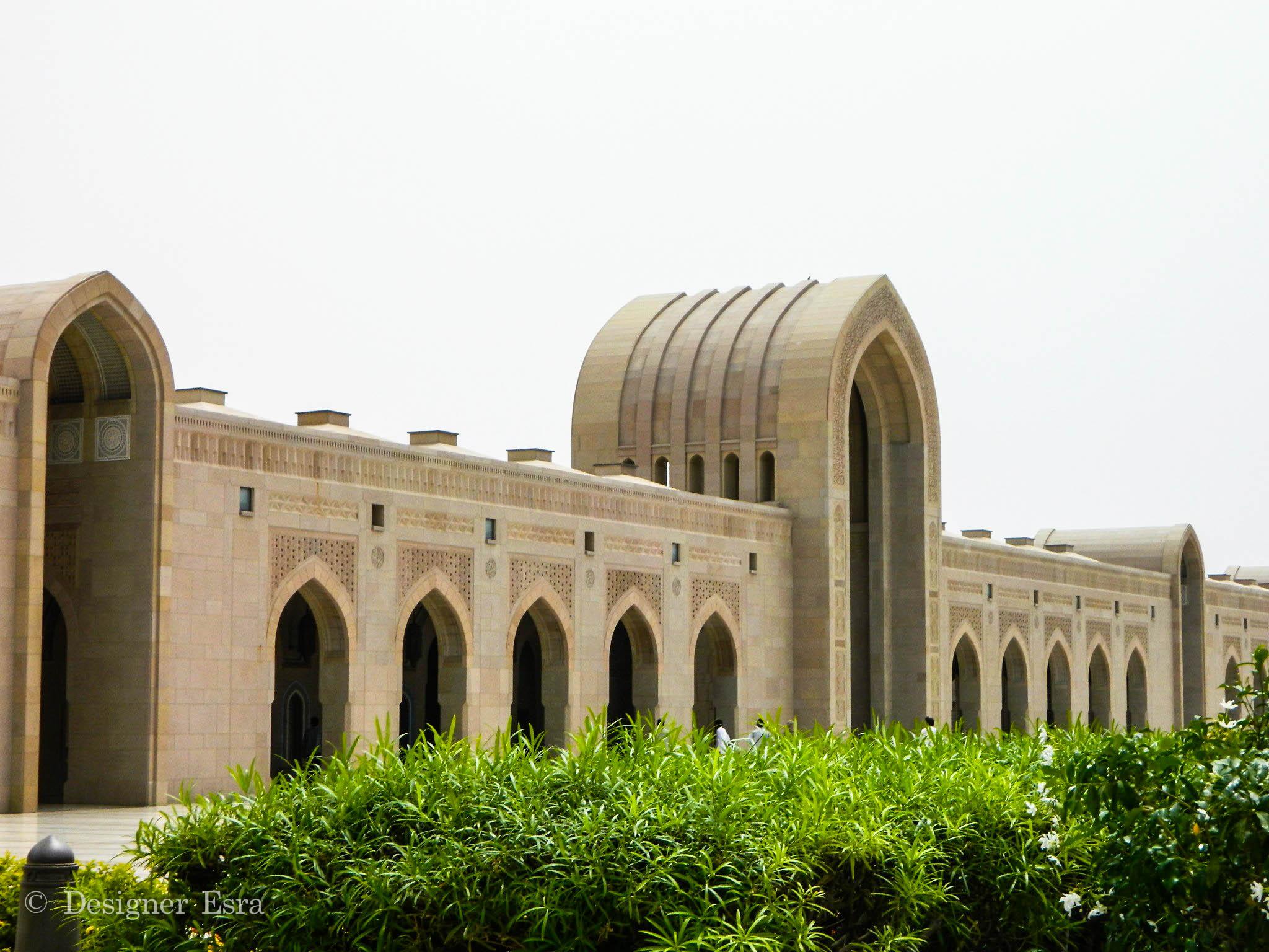 Sultan Qaboos's Grand Mosque