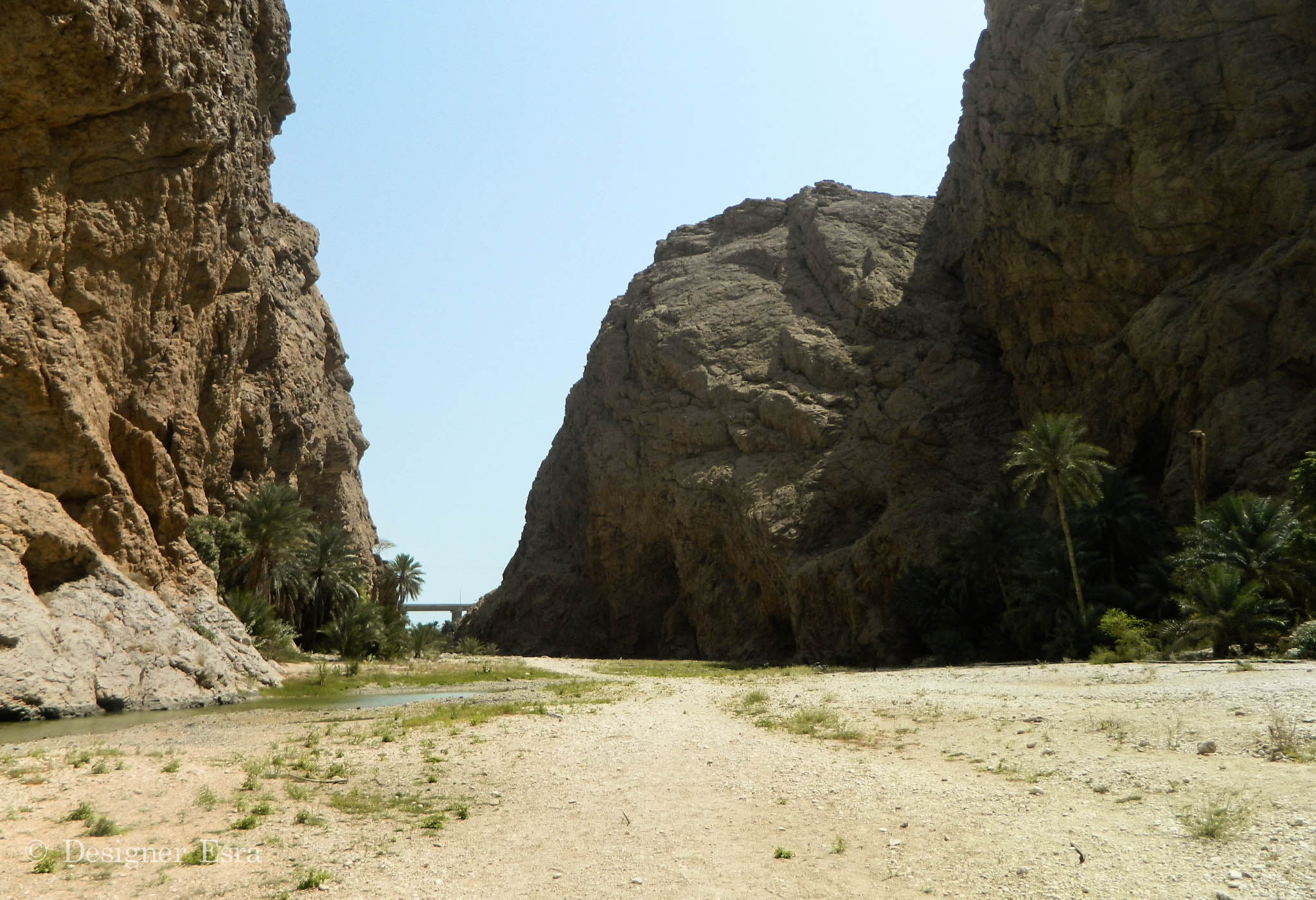 Muscat Valley Wady Shab