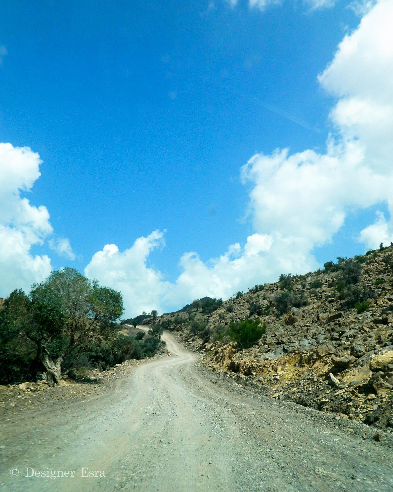 Jabal Shams Muscat