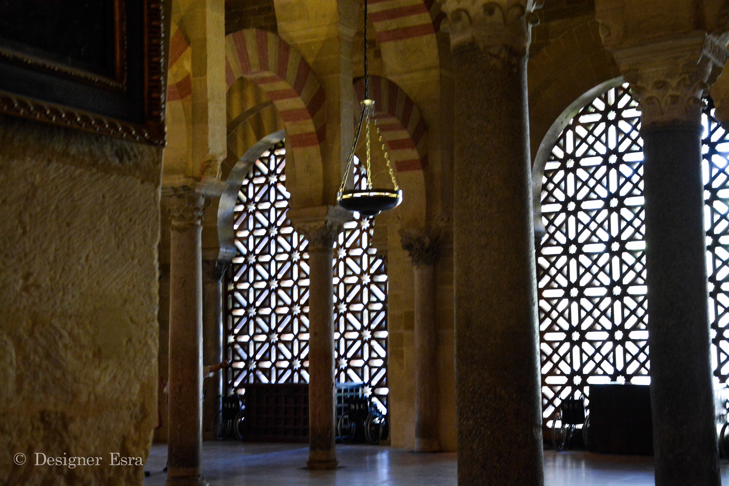 Islamic Pattern Windows