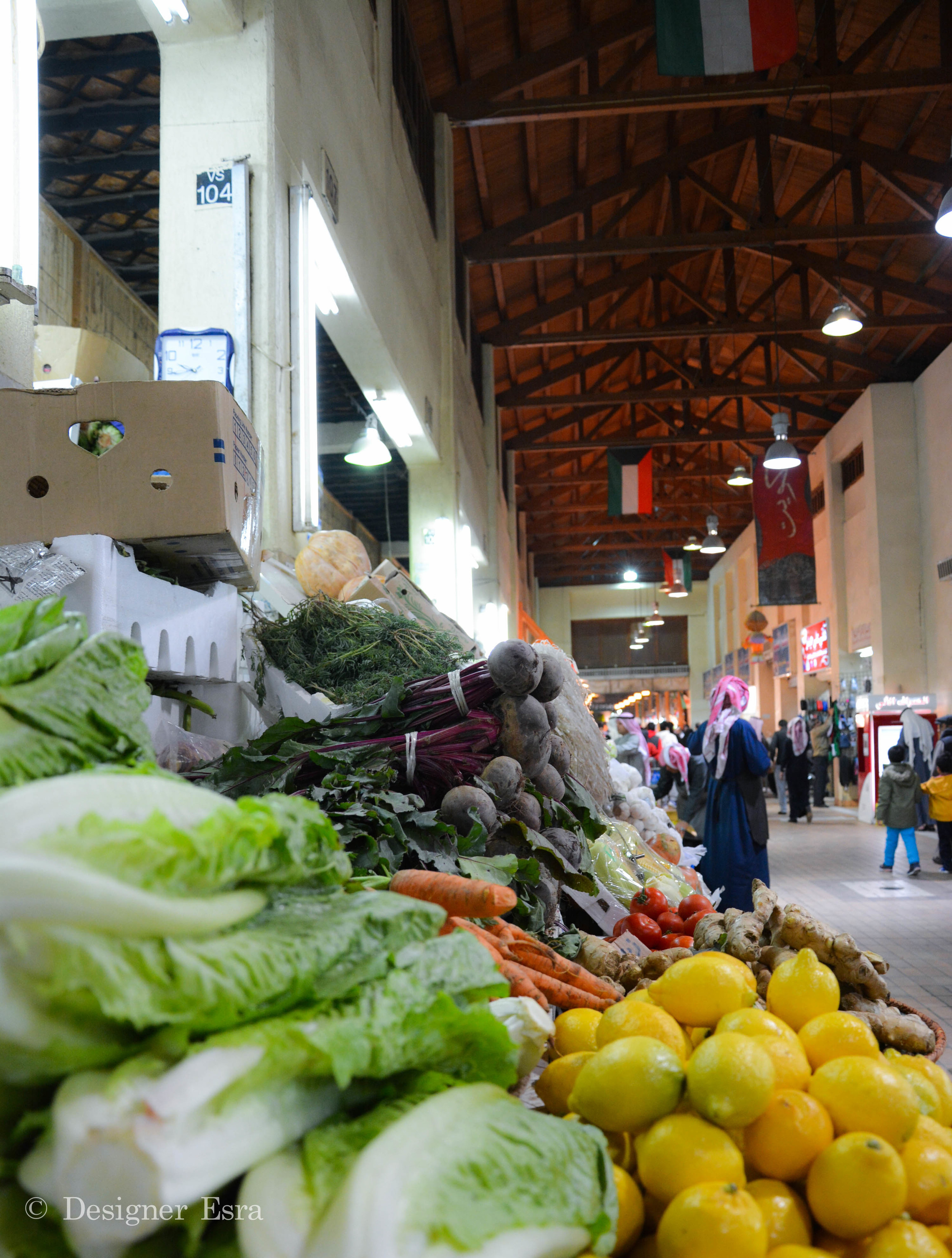 Kuwait Food Shopping