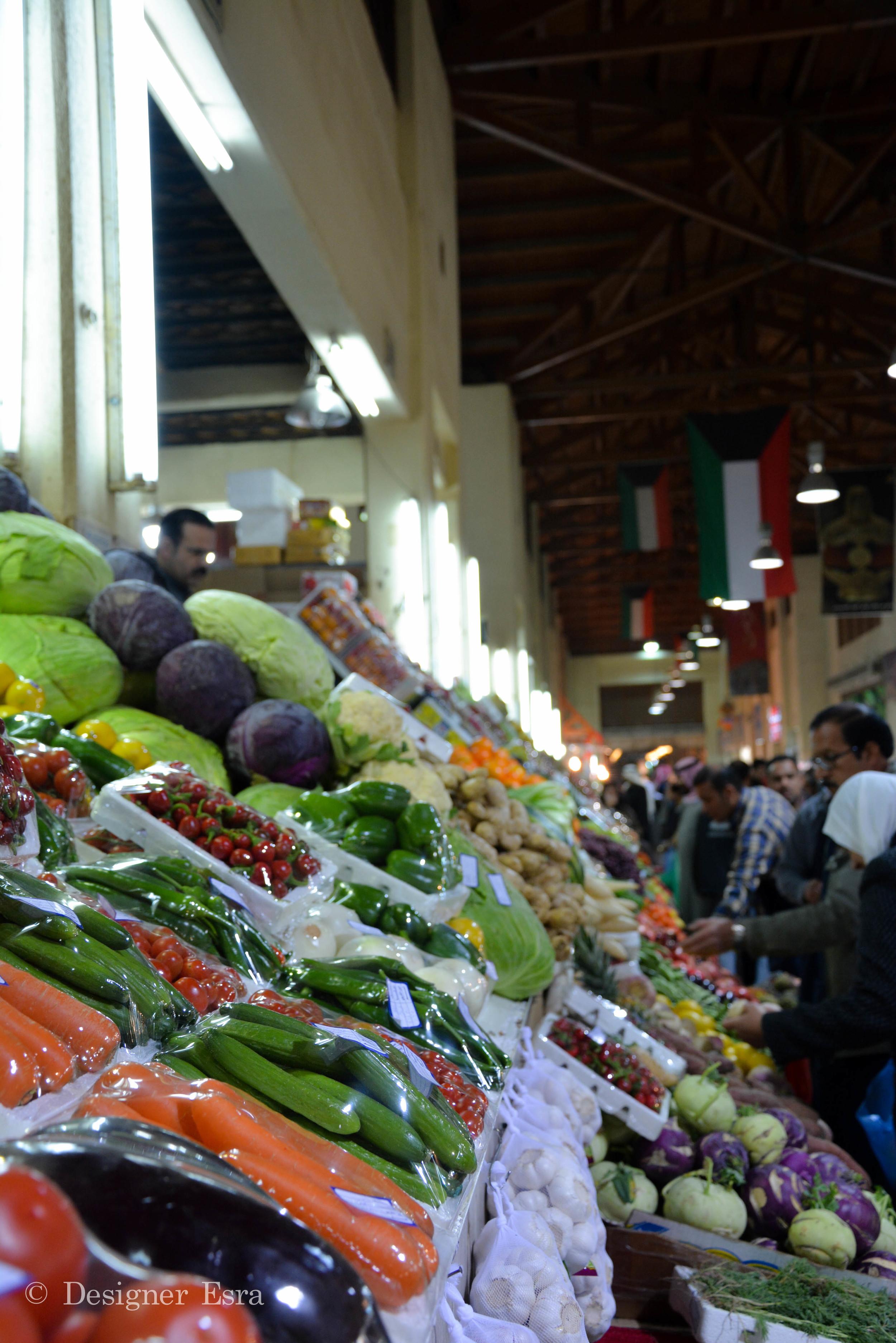 Grocery Shopping in Kuwait