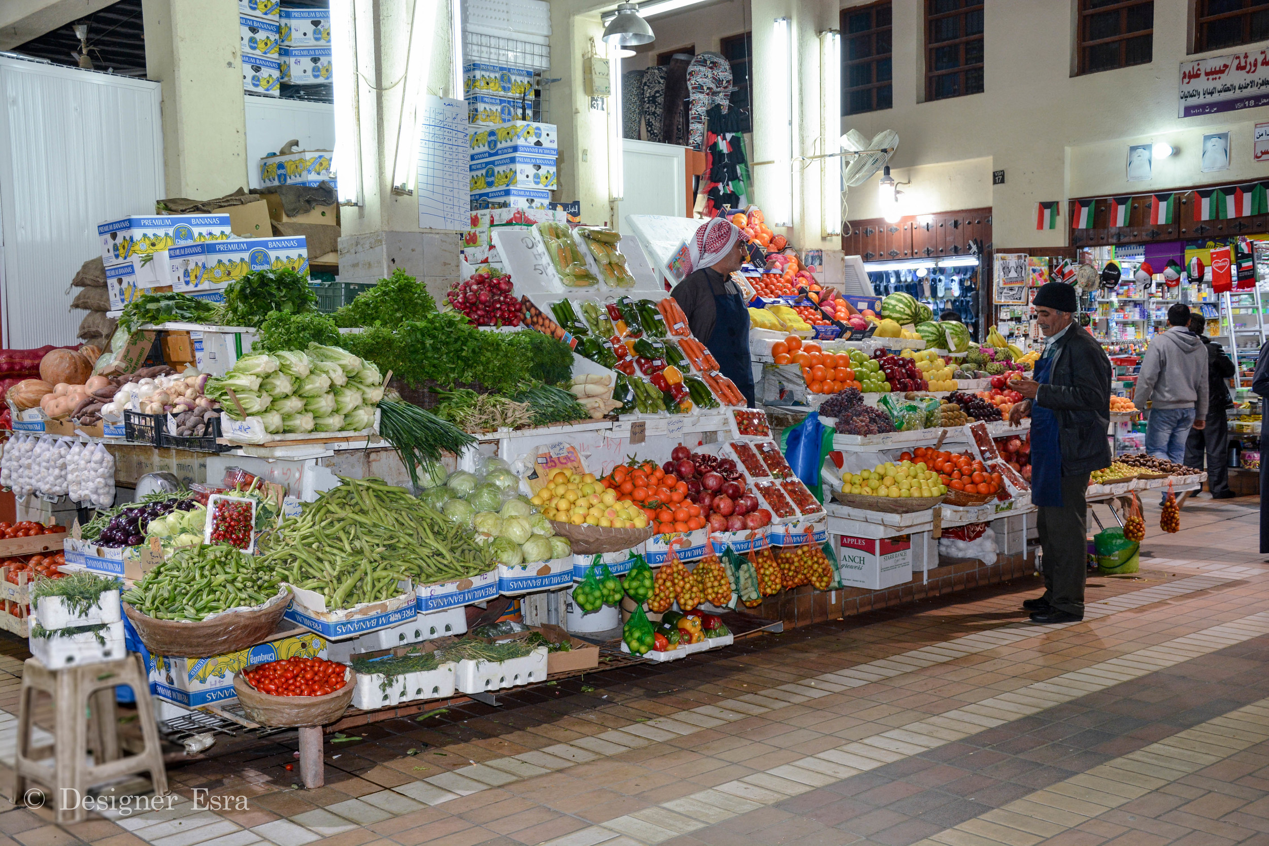 Fresh Fruit in Kuwait