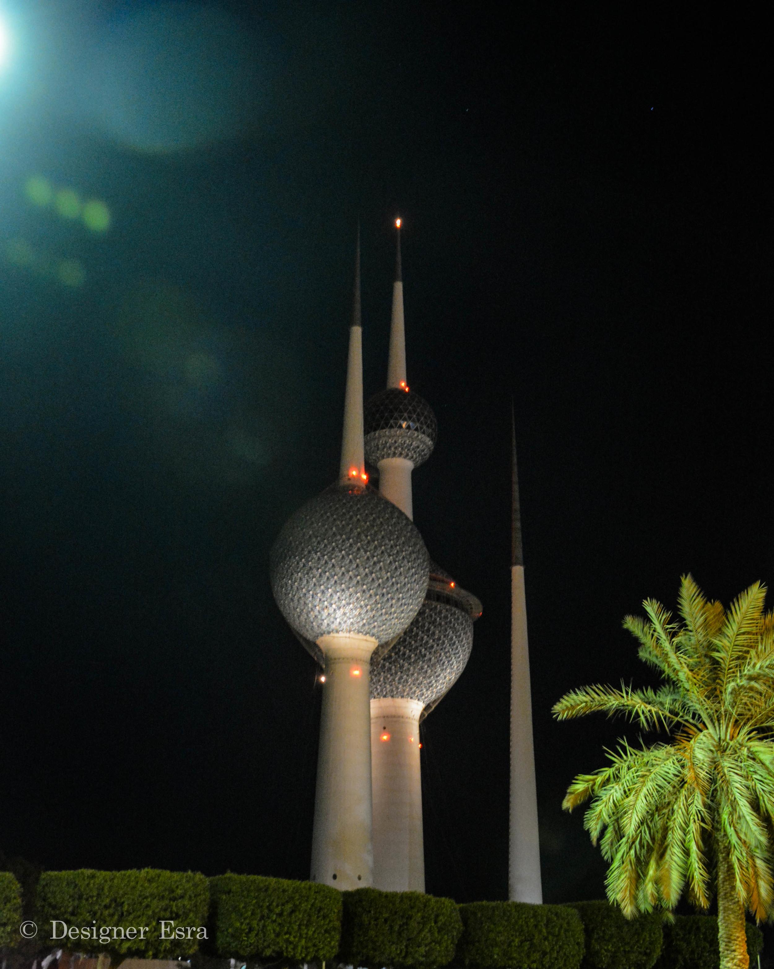 Kuwait Towers أبراج الكويت