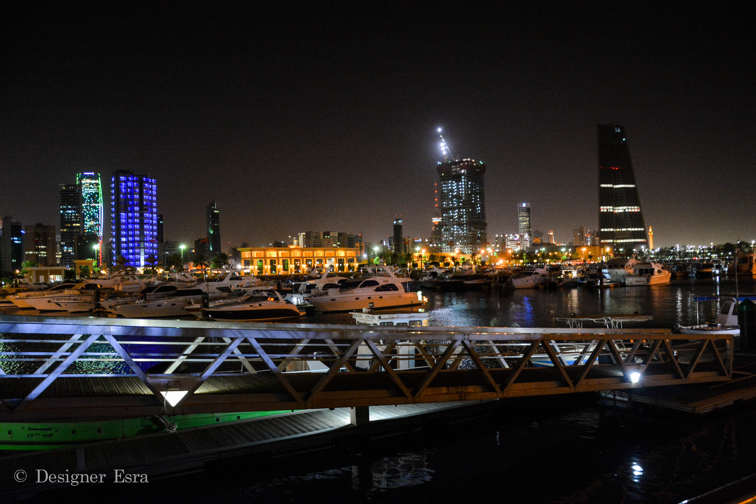 Urban City Lights