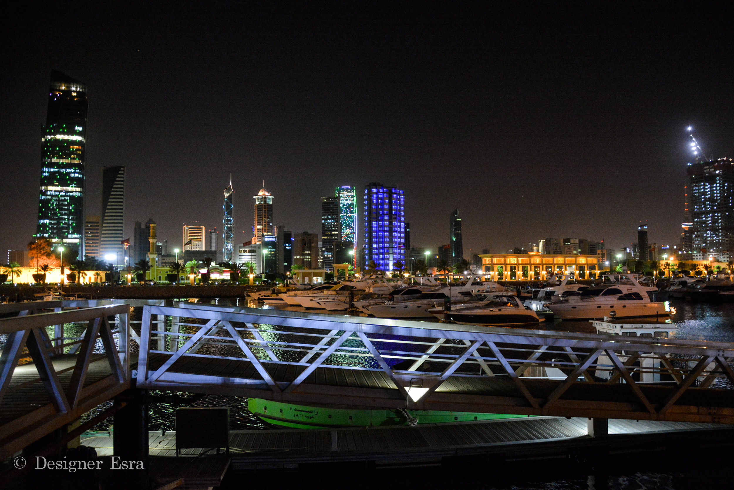 Kuwait Architecture
