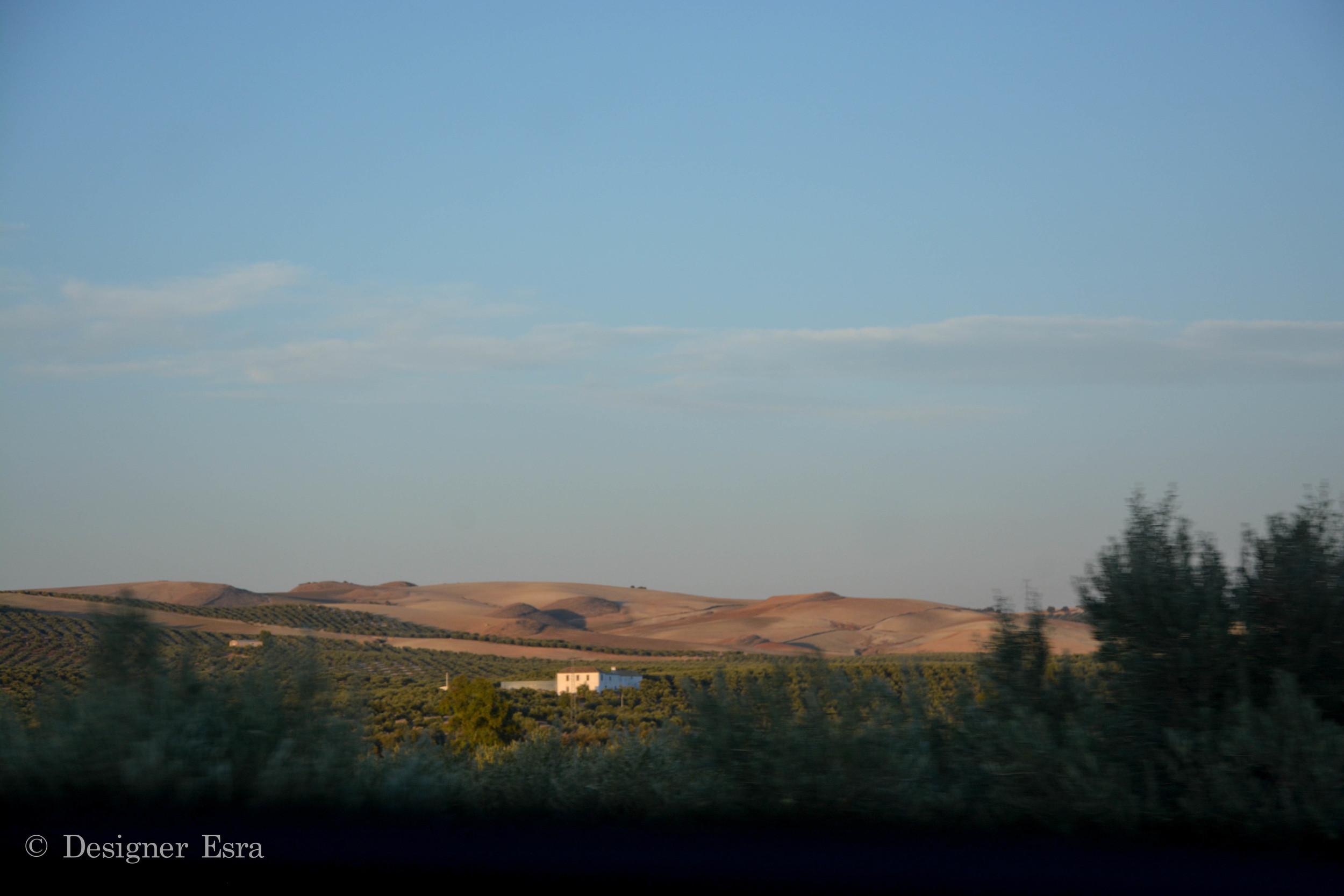 From Cordoba to Granada