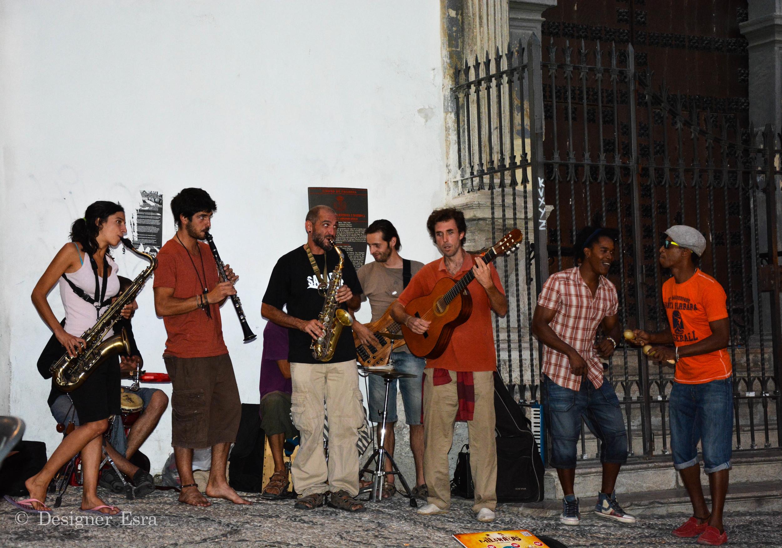 Live Music in Granada