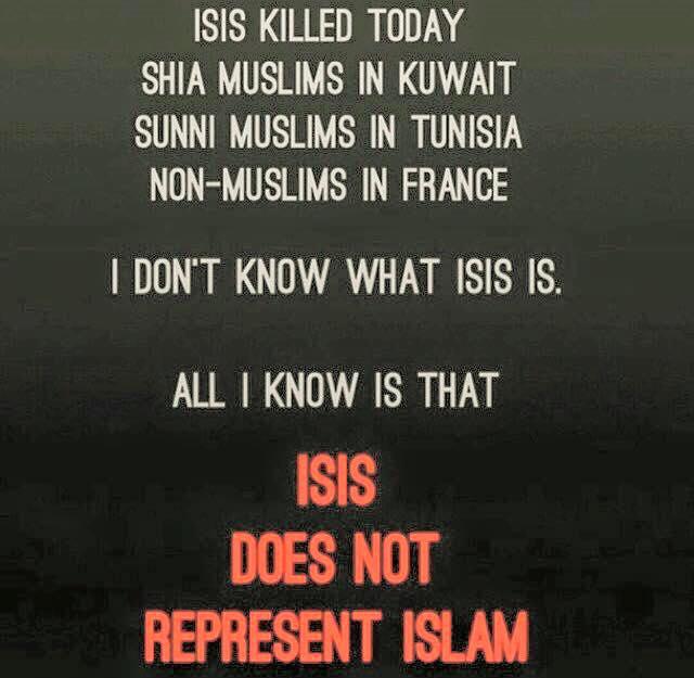 Isis is terrorism