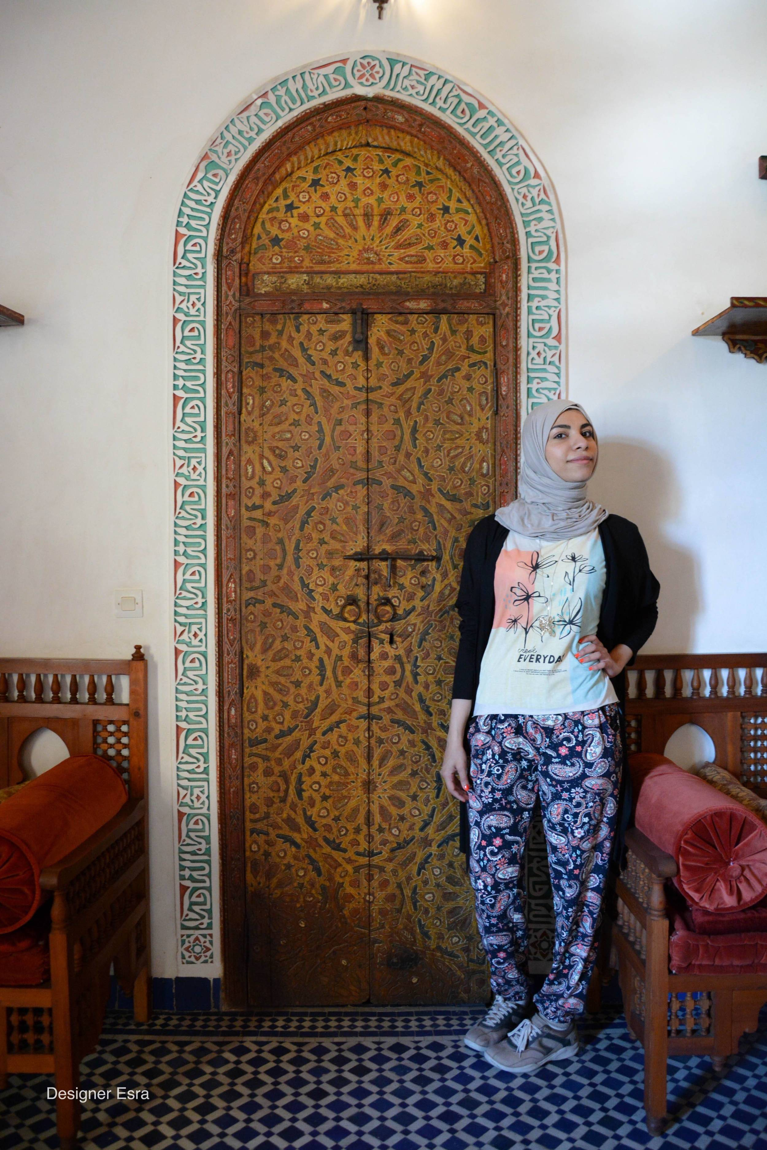 Summer Hijabi Outfit #3