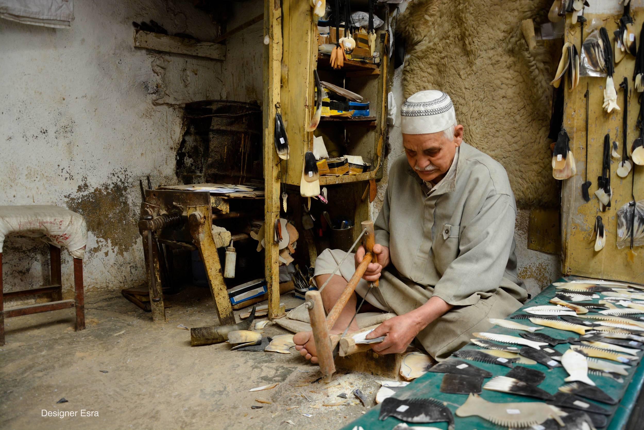 Artisanal Tour in Fes Morocco