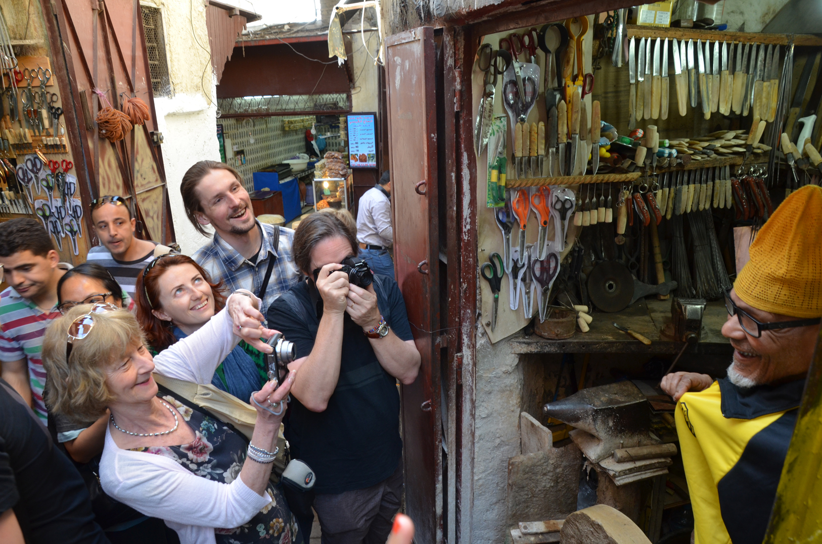 Artisanal Tour in Fes Morocco