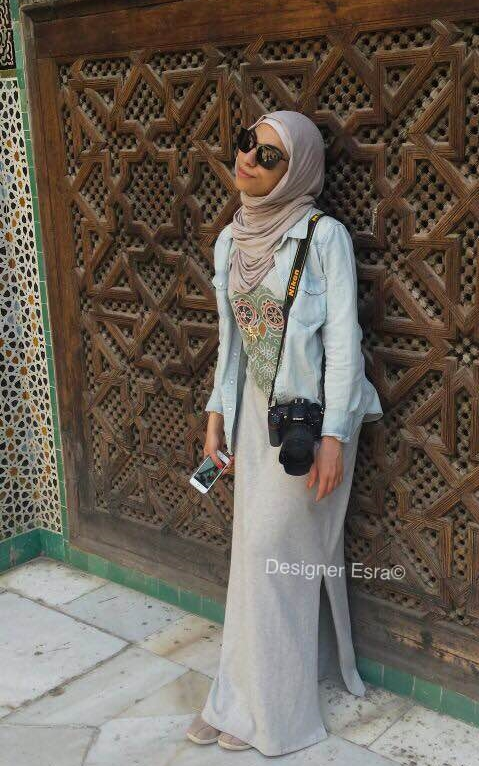 Summer Hijabi Outfit #6