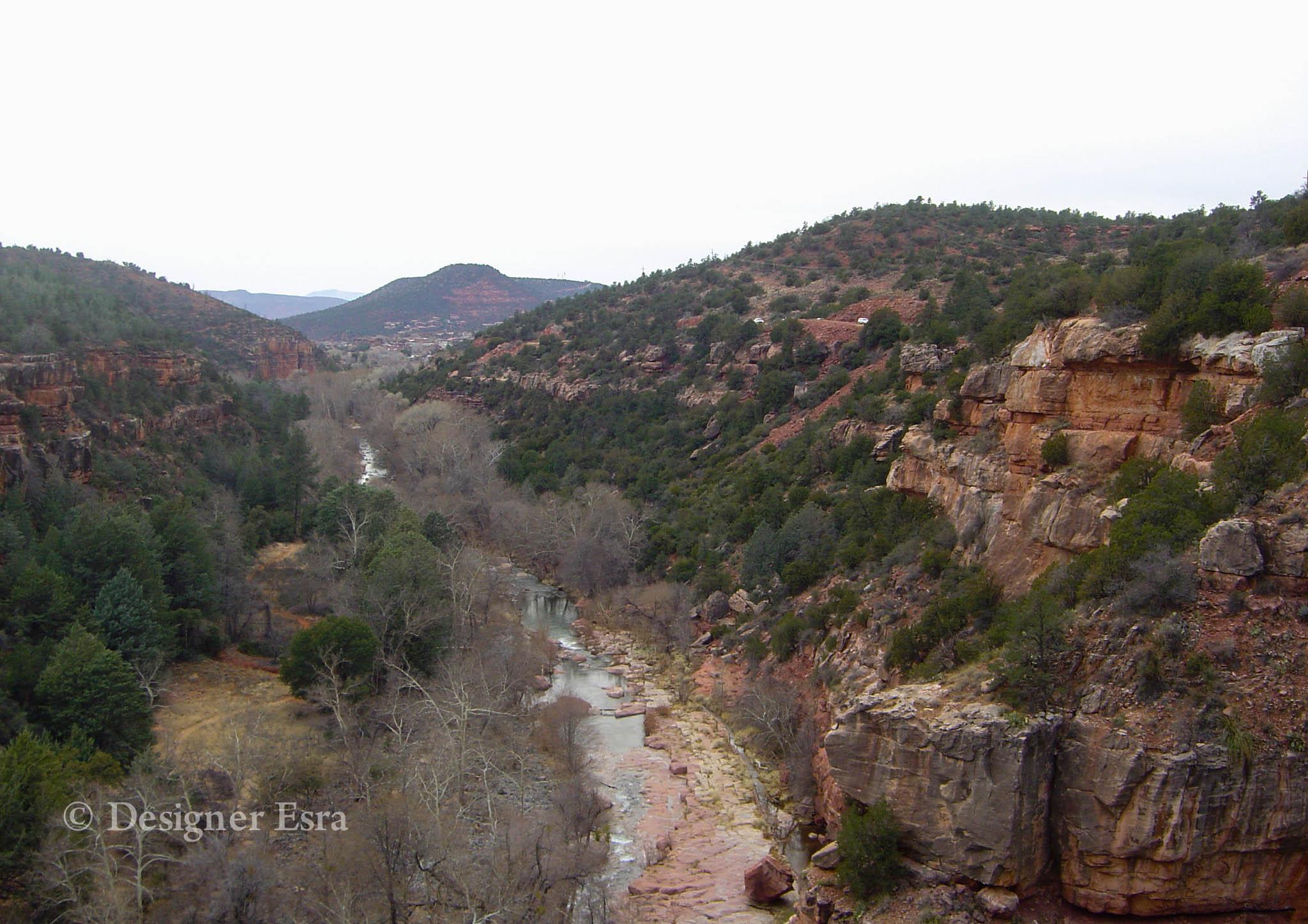 River in Arizona