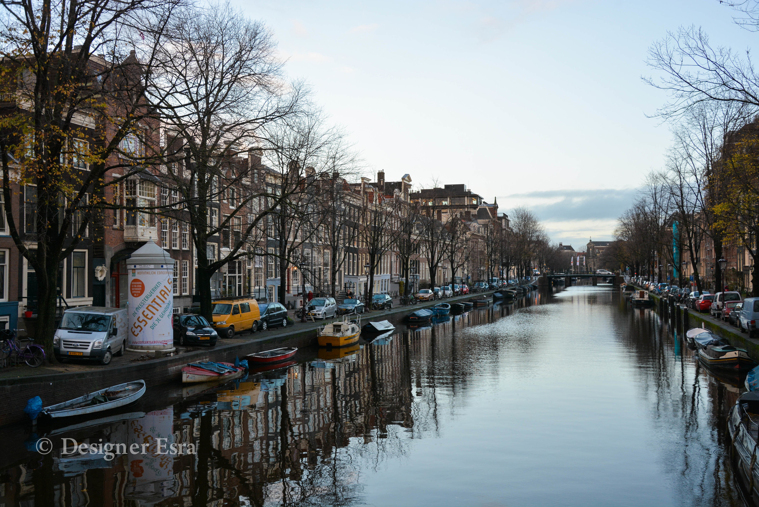 Amsterdam Cannel
