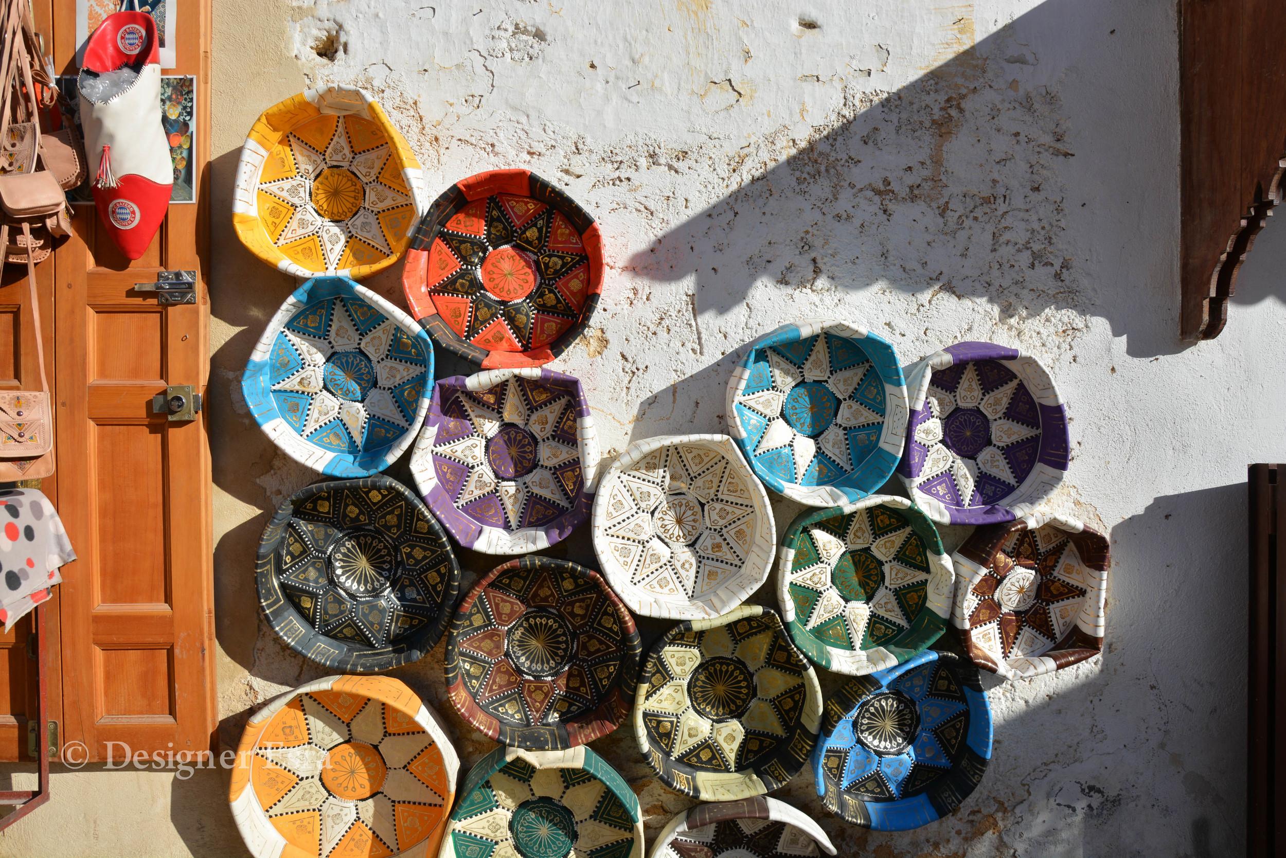 Colours around Fez