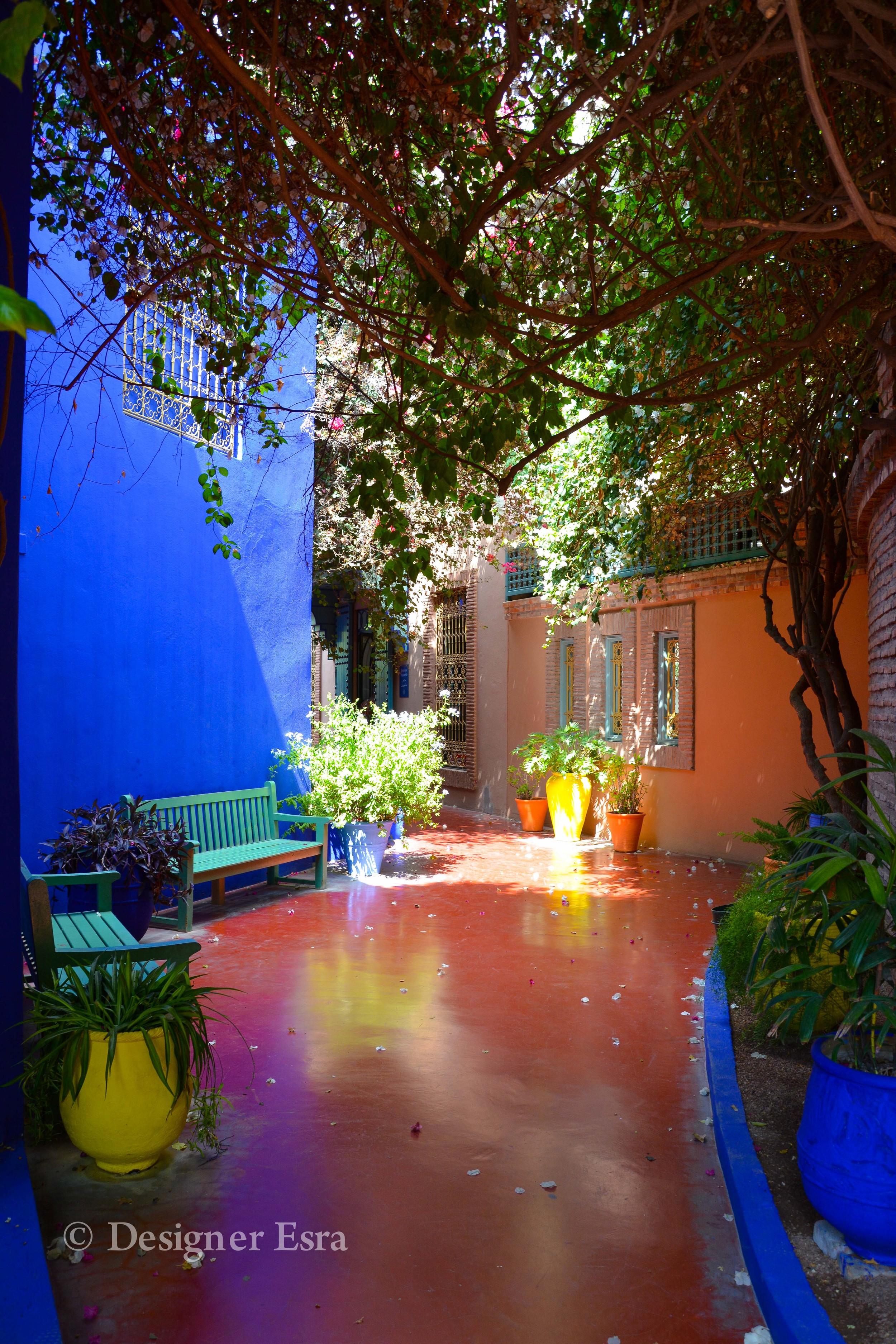 Romantic Spot in Marrakech