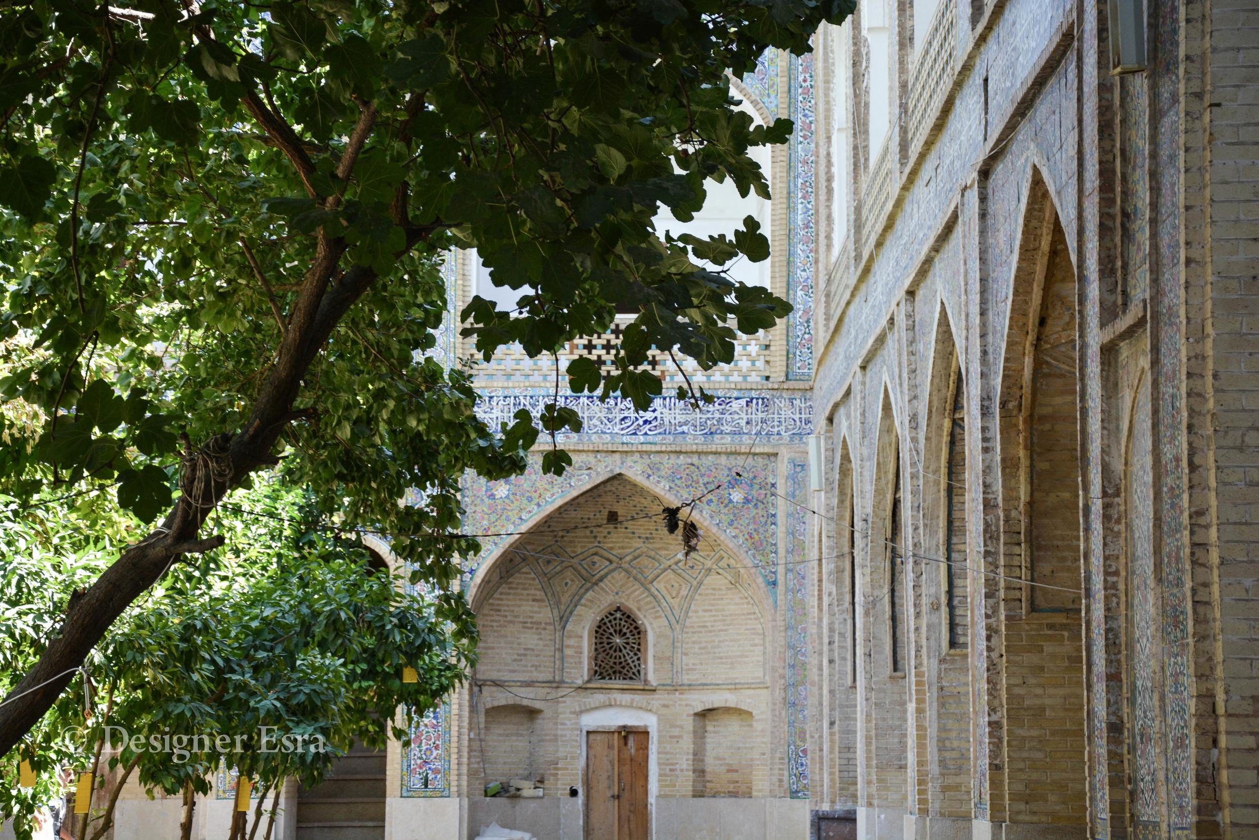 Madrasa Khan in Shiraz